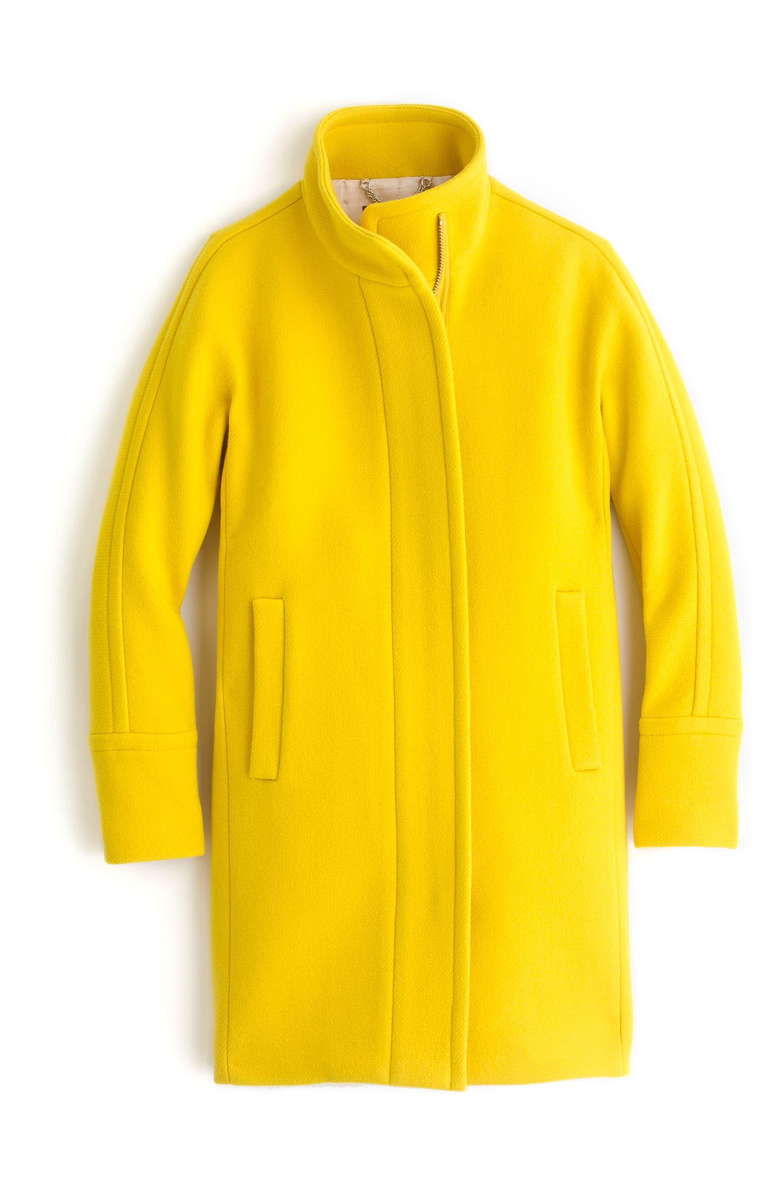 Stadium Cloth Cocoon Coat,                             Main thumbnail 20, color,