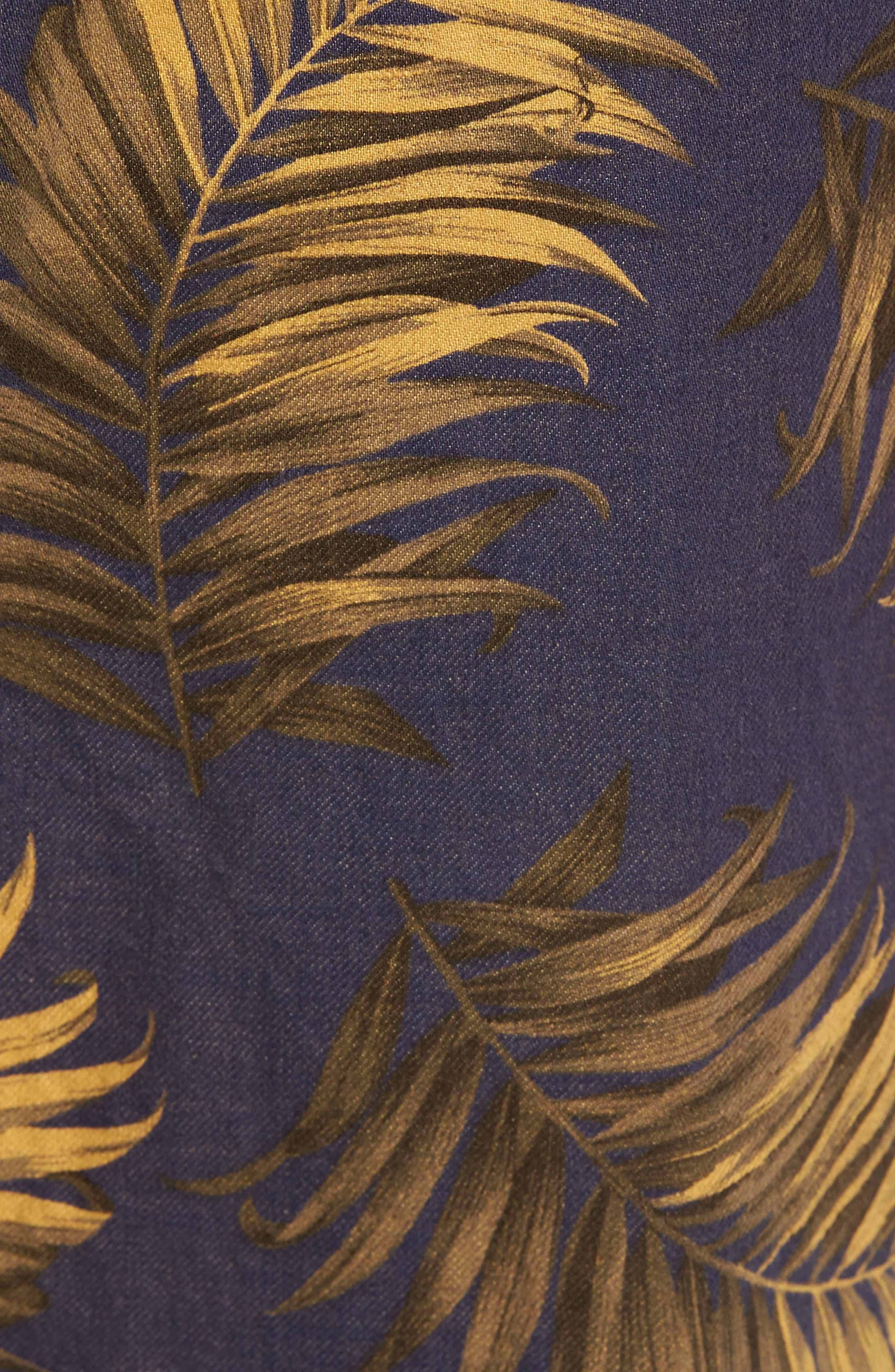 Linen Beach Pants,                             Alternate thumbnail 5, color,                             200