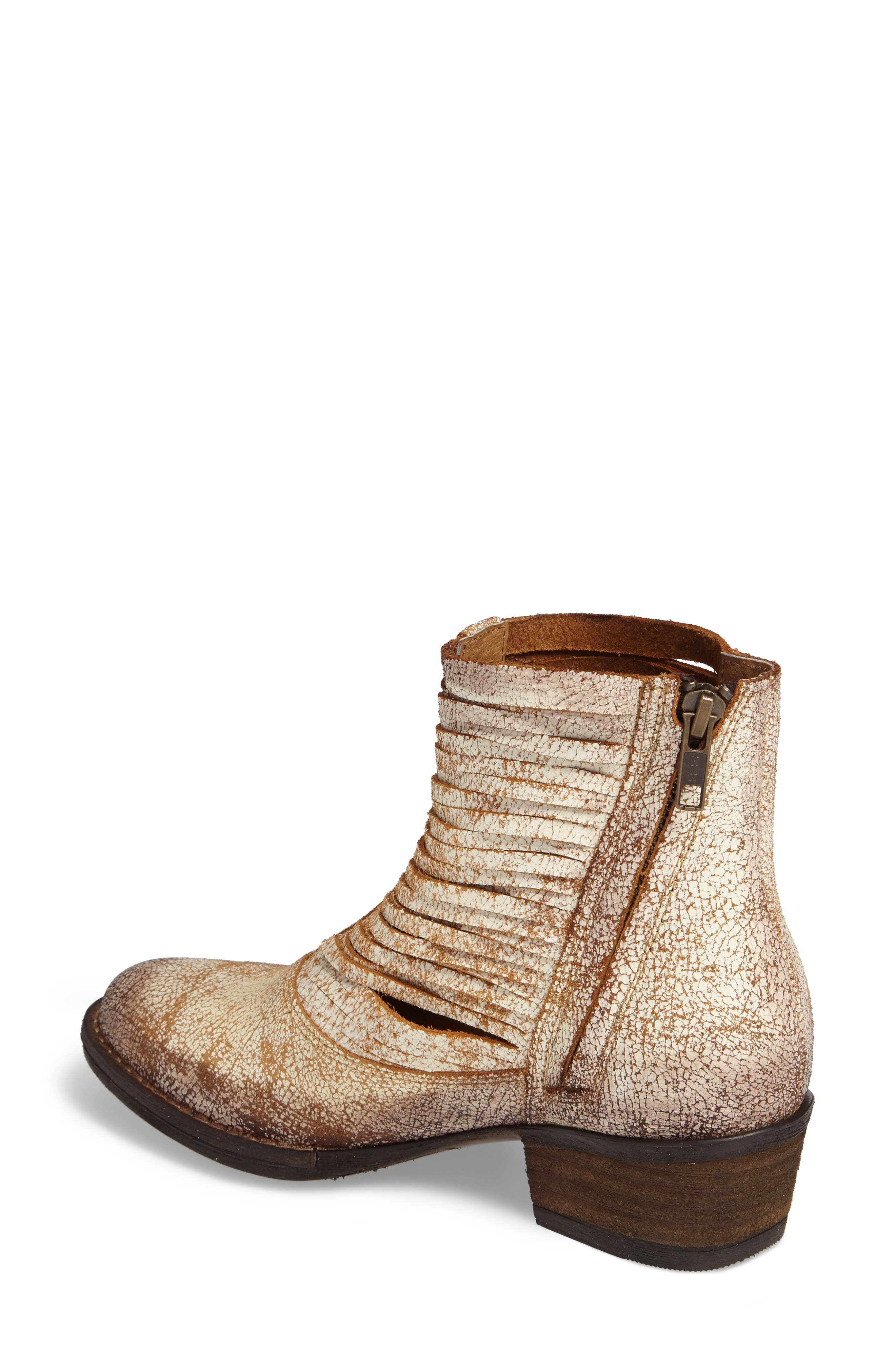 Jeronimo Western Bootie,                             Alternate thumbnail 2, color,                             100