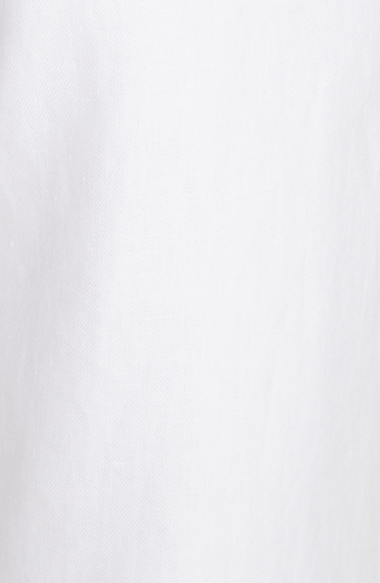 Morton Embroidered Pants,                             Alternate thumbnail 5, color,                             100