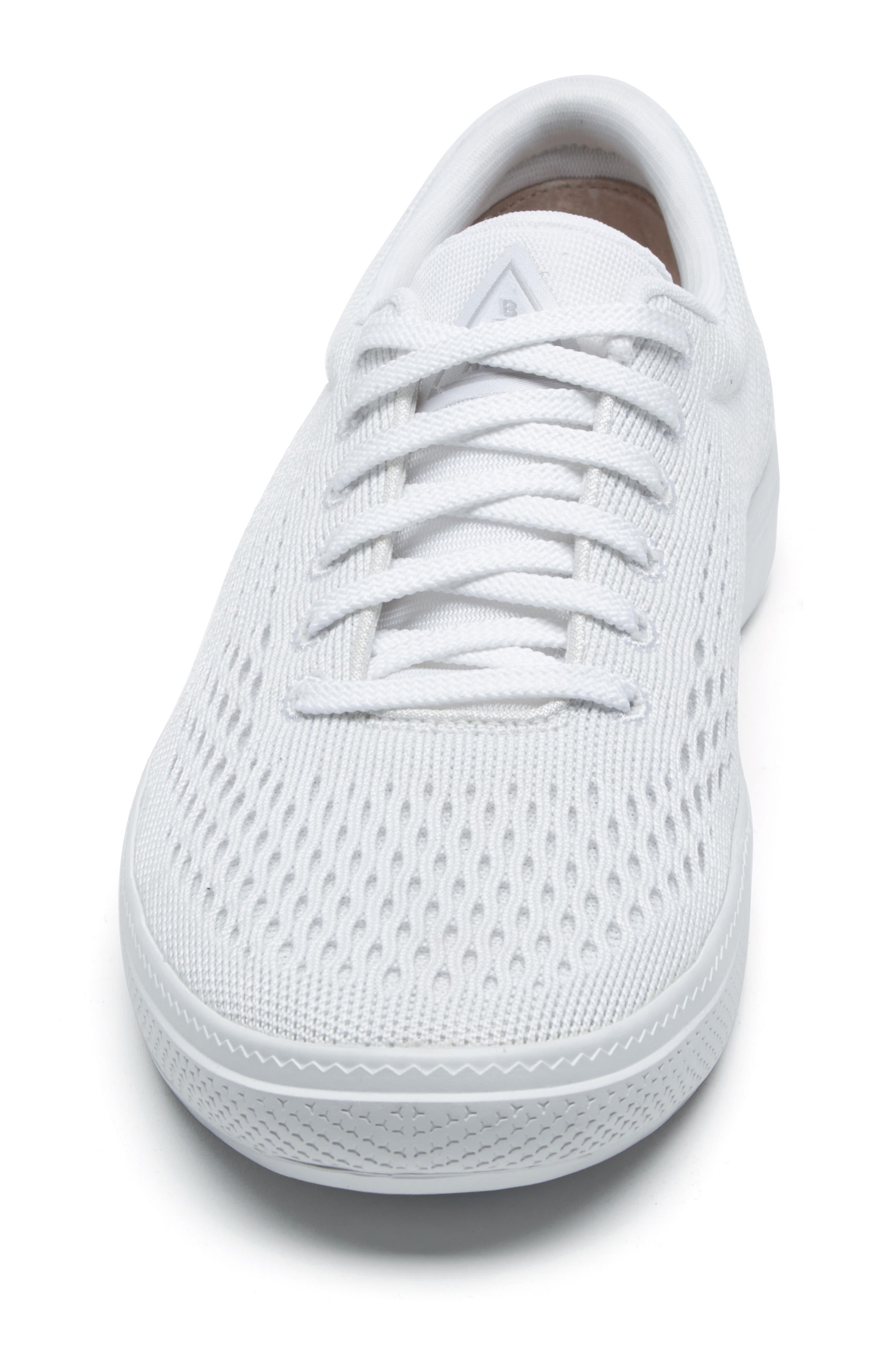 August II Sneaker,                             Alternate thumbnail 4, color,                             WHITE