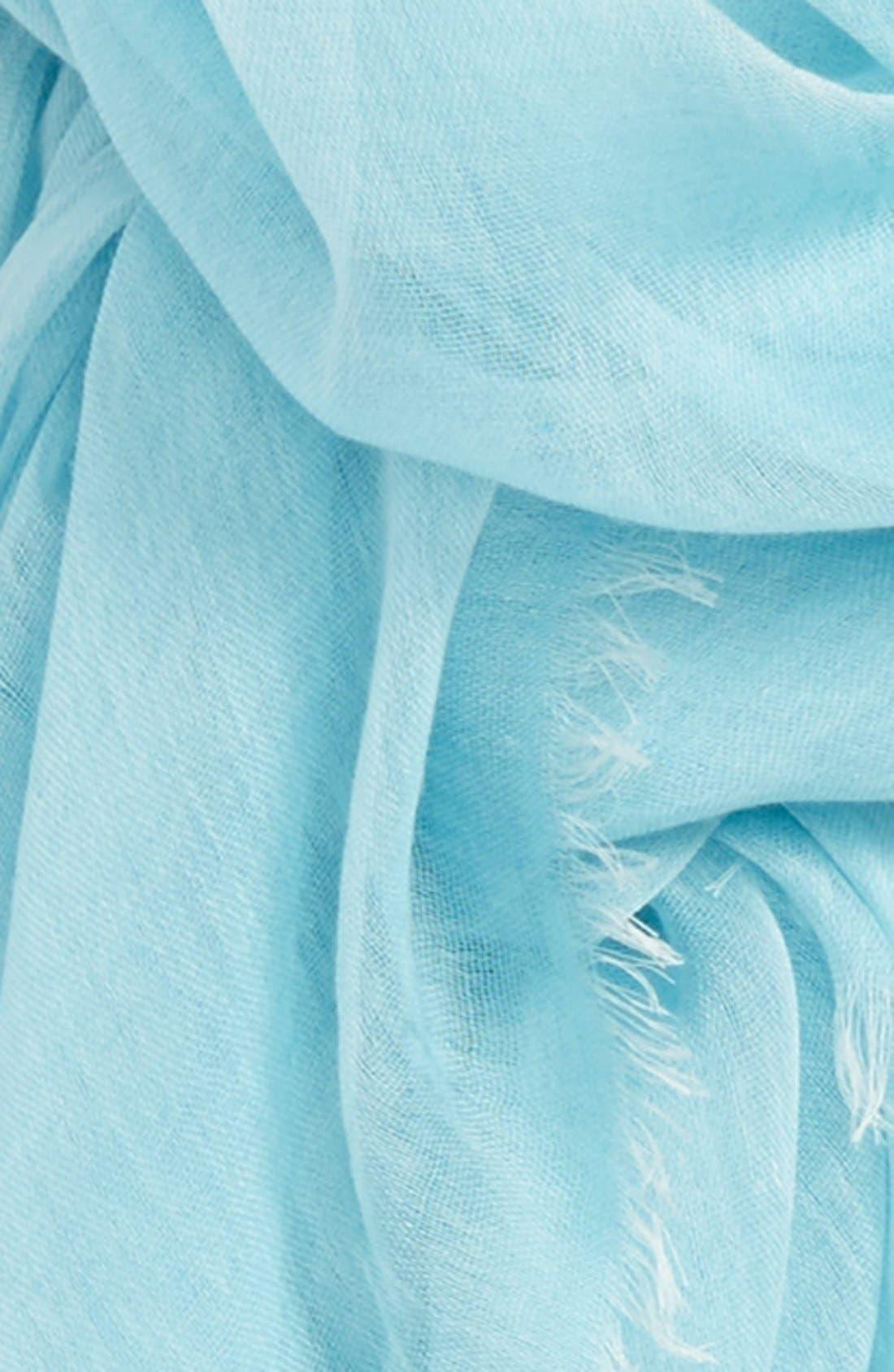 Modal Silk Blend Scarf,                             Alternate thumbnail 89, color,
