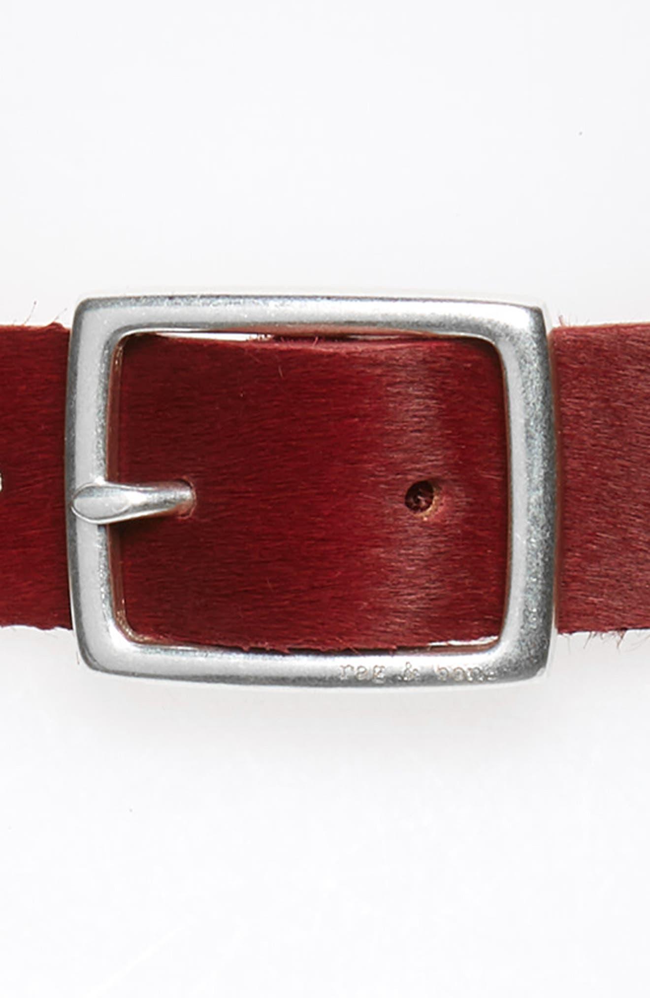 Boyfriend Belt,                             Alternate thumbnail 3, color,                             600