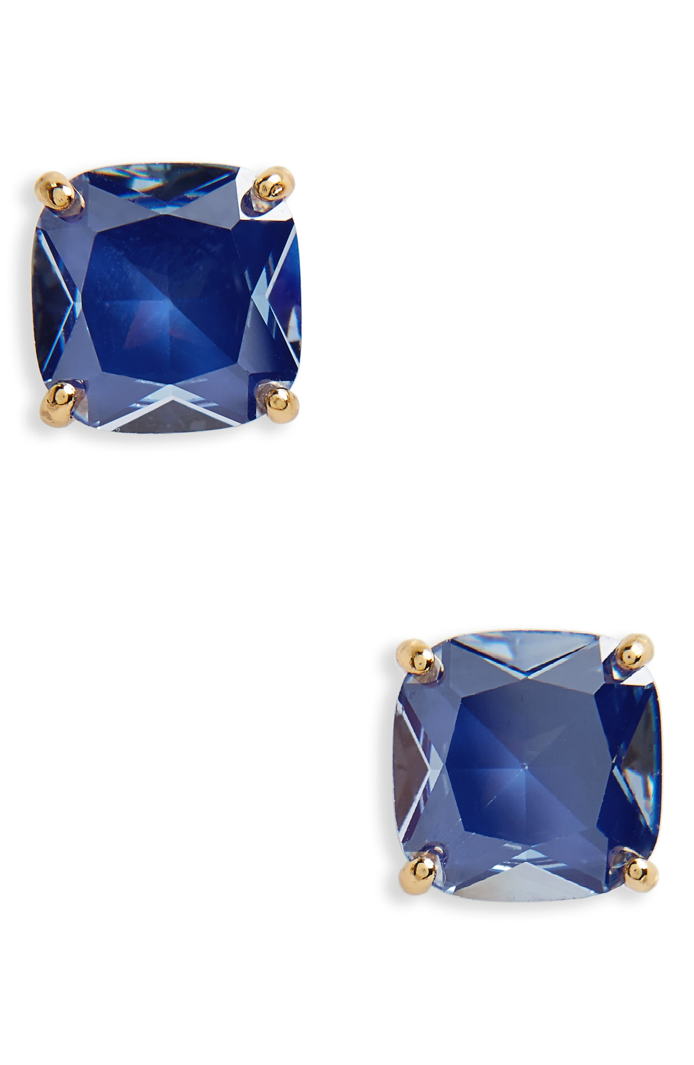 small square enamel stud earrings,                             Main thumbnail 2, color,