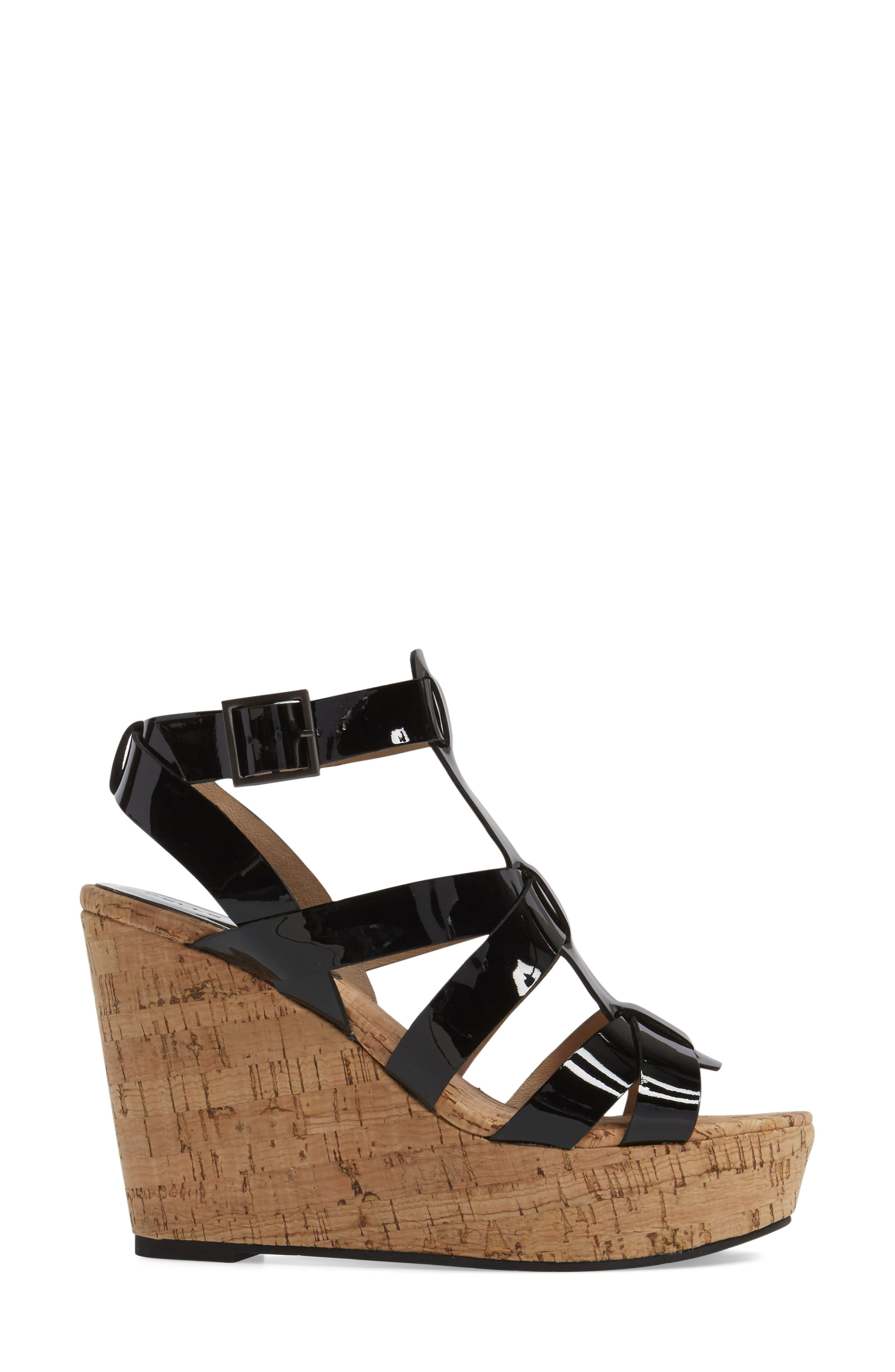 Rayjay Wedge Sandal,                             Alternate thumbnail 9, color,