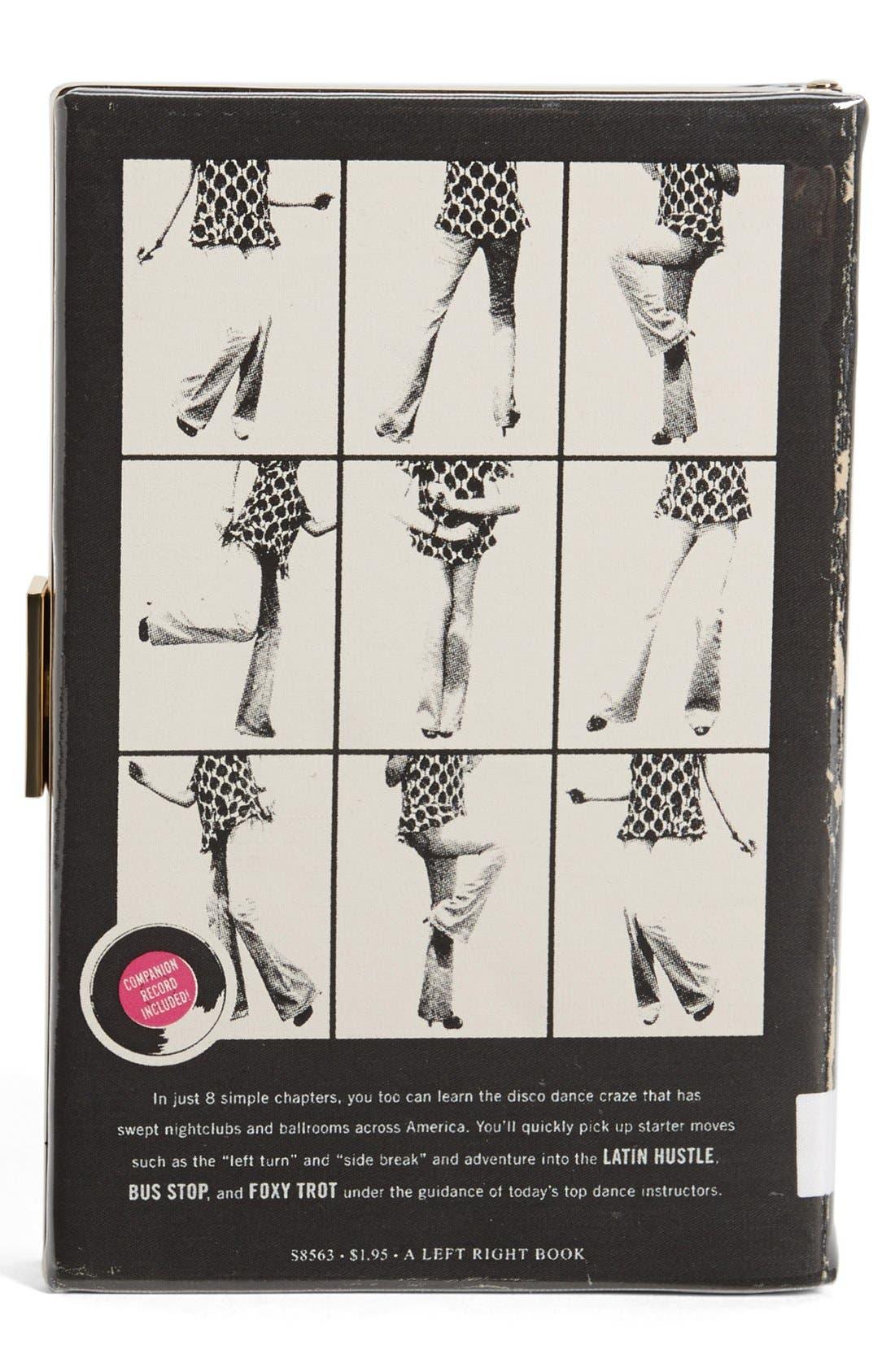 KATE SPADE NEW YORK,                             'book emanuelle' box clutch,                             Alternate thumbnail 4, color,                             019