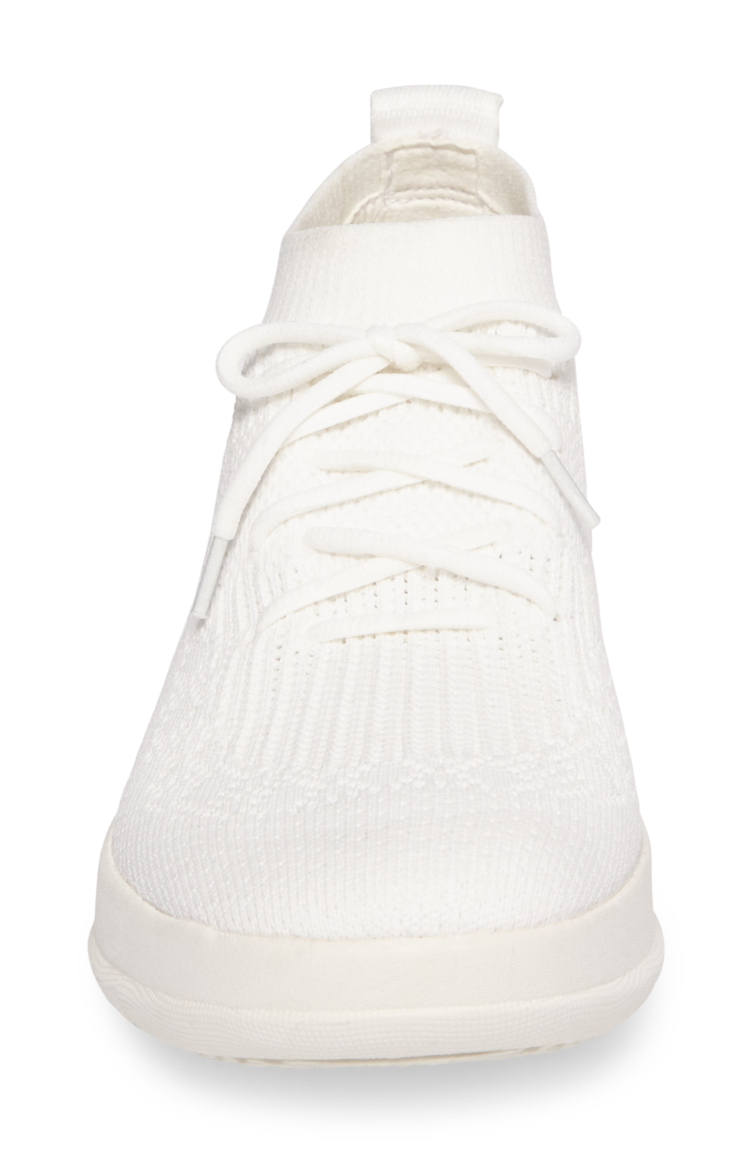 Überknit High Top Sneaker,                             Alternate thumbnail 4, color,                             108