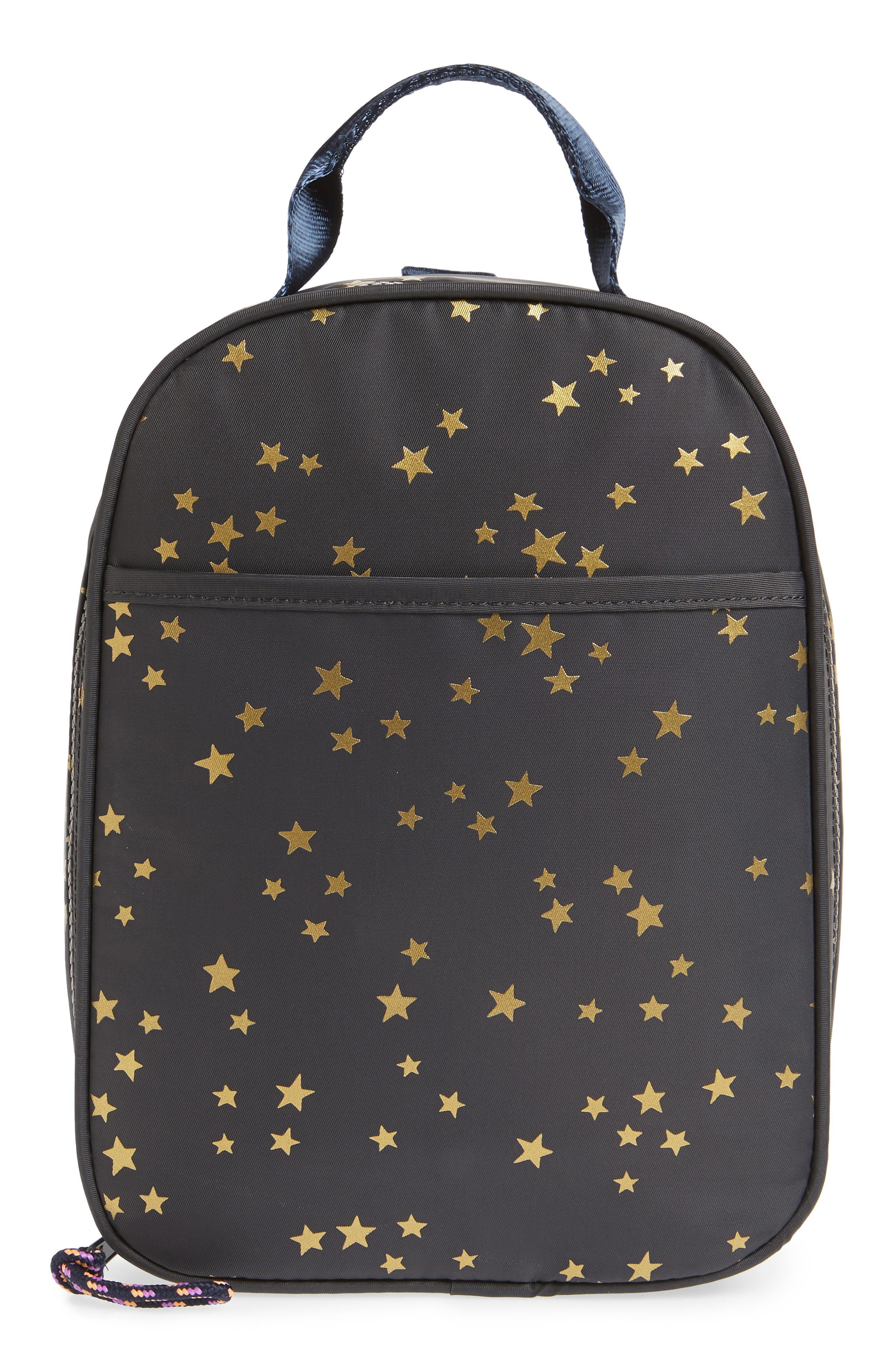 Gold Star Lunchbox,                         Main,                         color, SOFT CHARCOAL