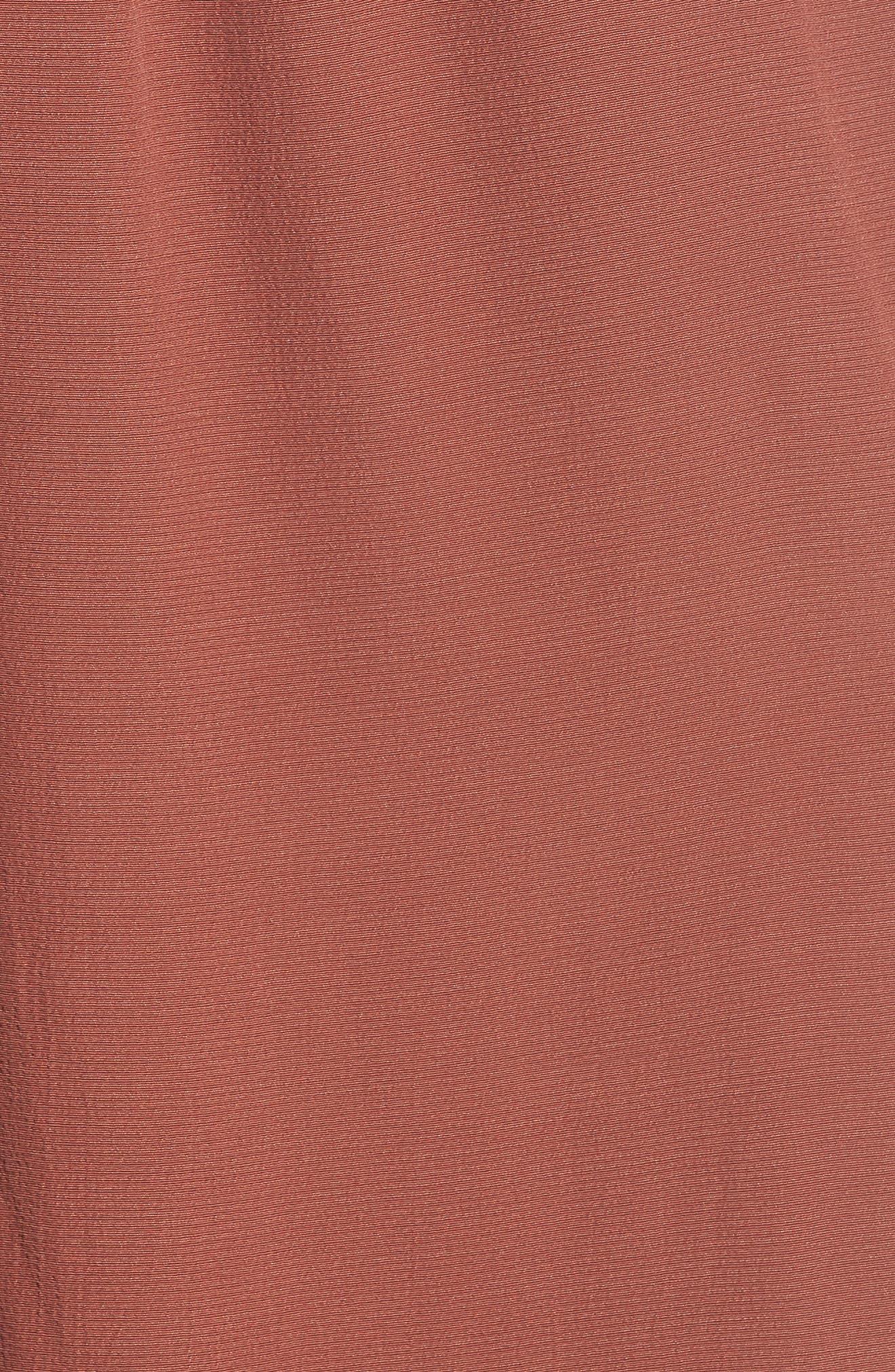 Wide Leg Crop Jumpsuit,                             Alternate thumbnail 16, color,