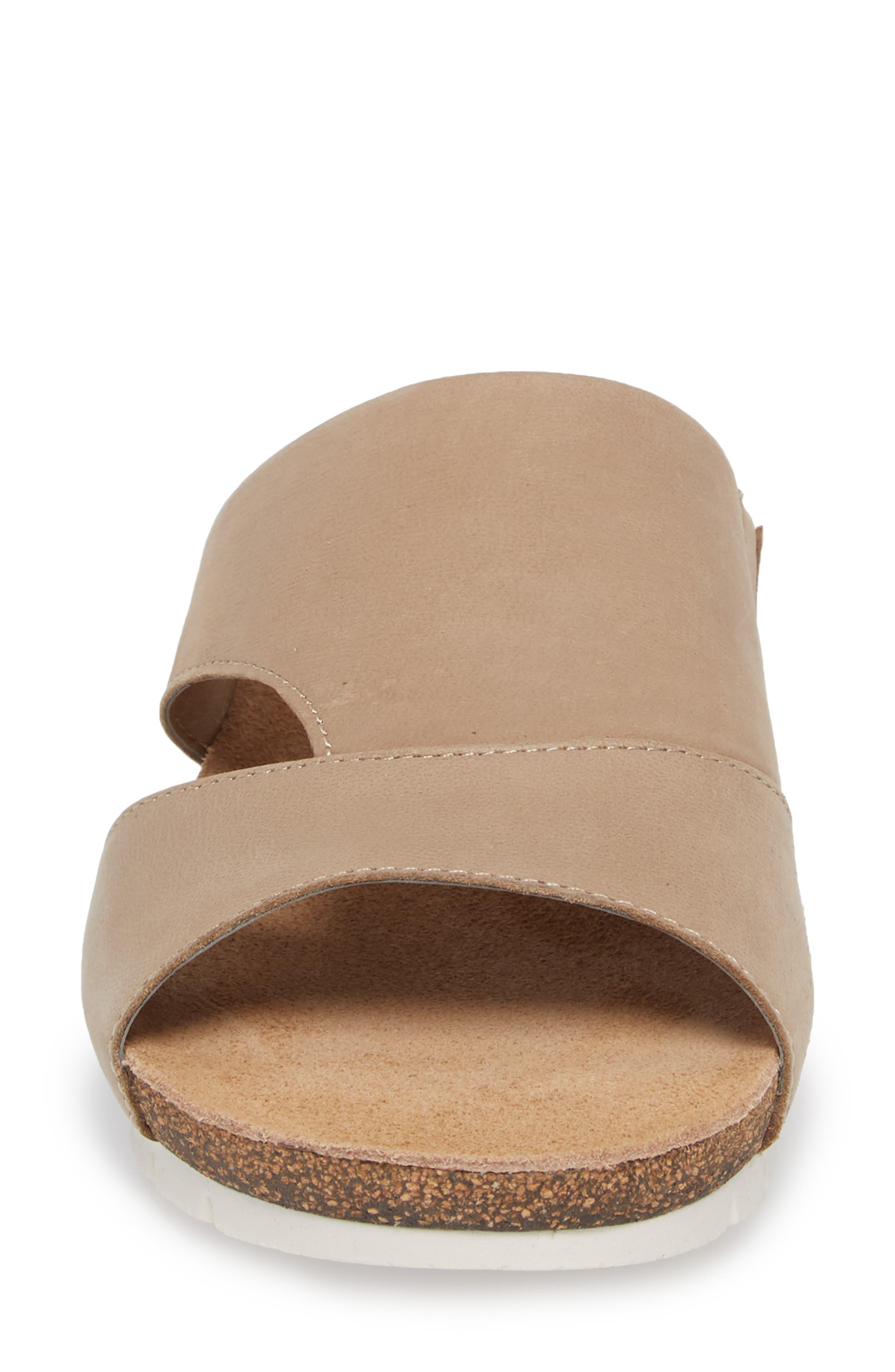 Hailey 40 Slide Sandal,                             Alternate thumbnail 7, color,