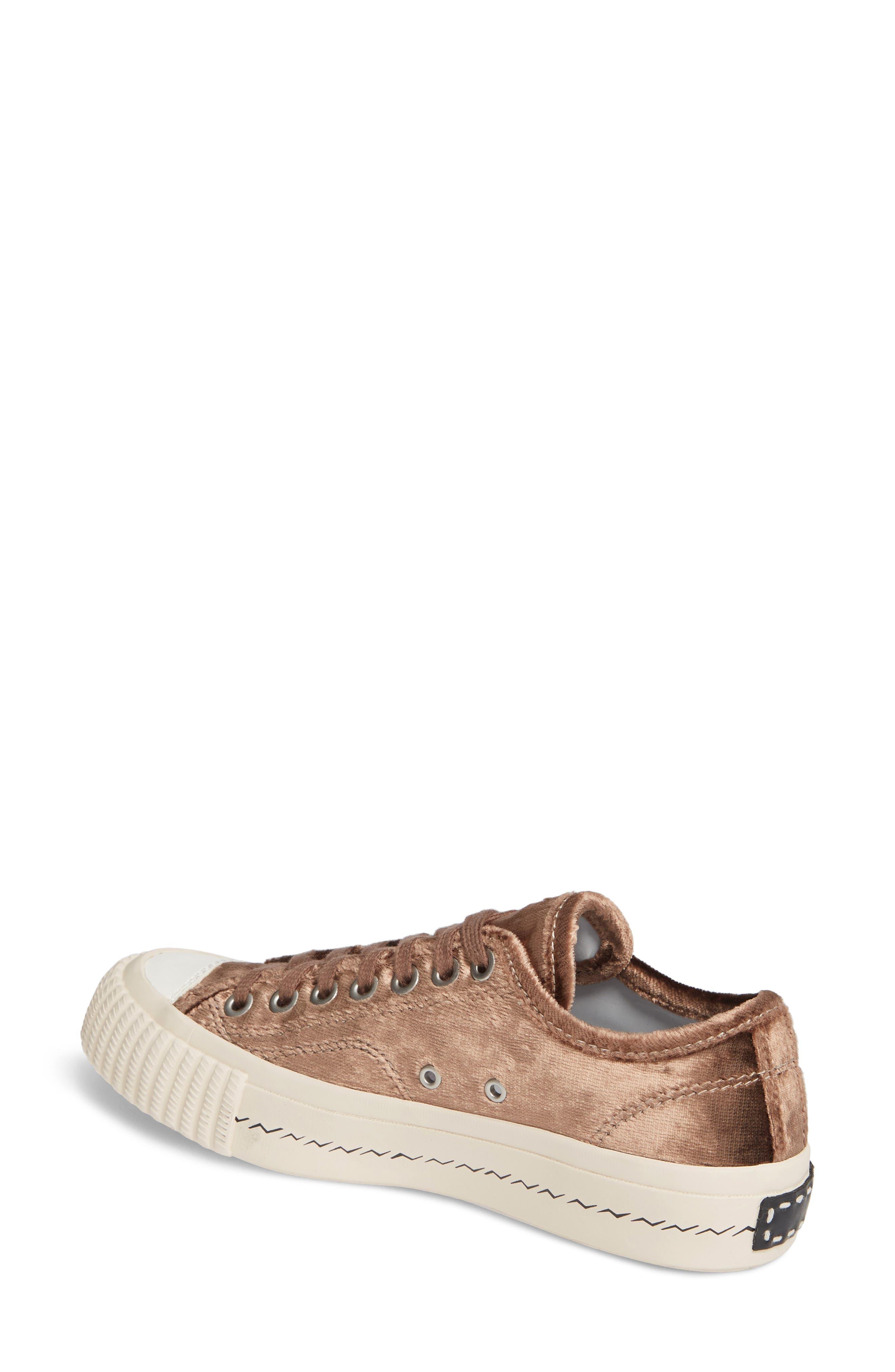 Skagway Lo Sneaker,                             Alternate thumbnail 2, color,                             BROWN