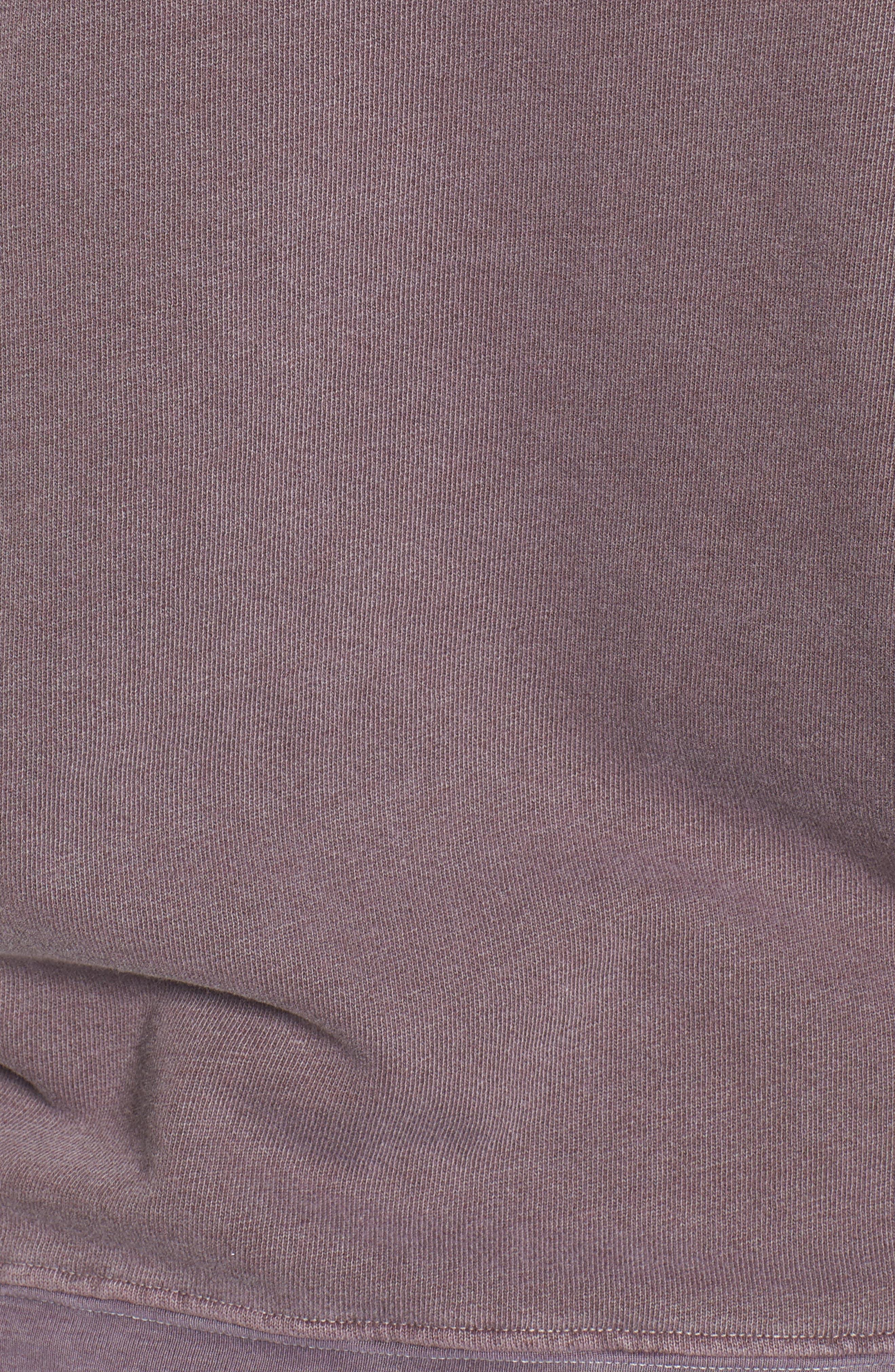 Lace Trim Sweatshirt,                             Alternate thumbnail 15, color,