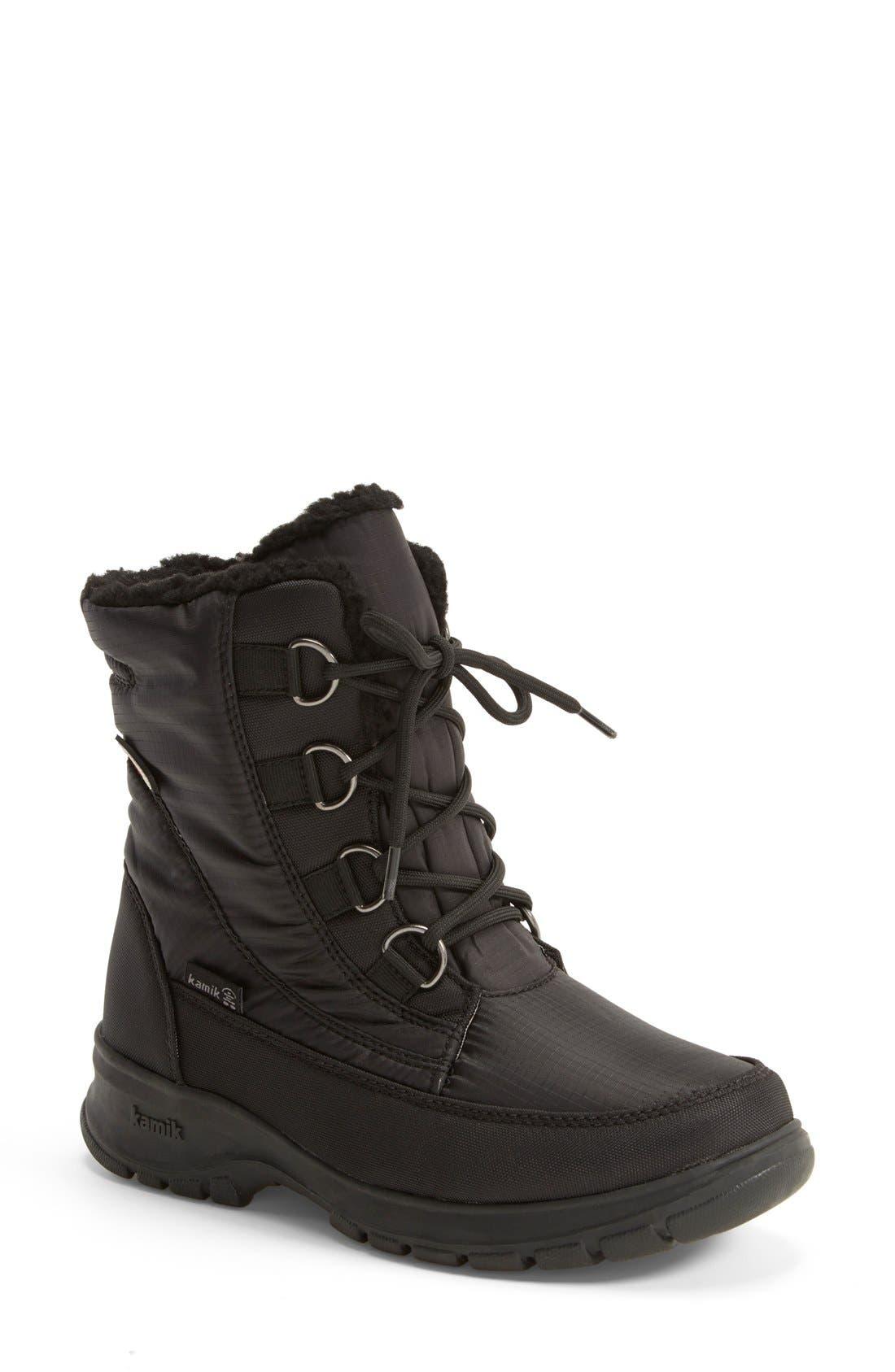 Kamik Baltimore Waterproof Boot, Black