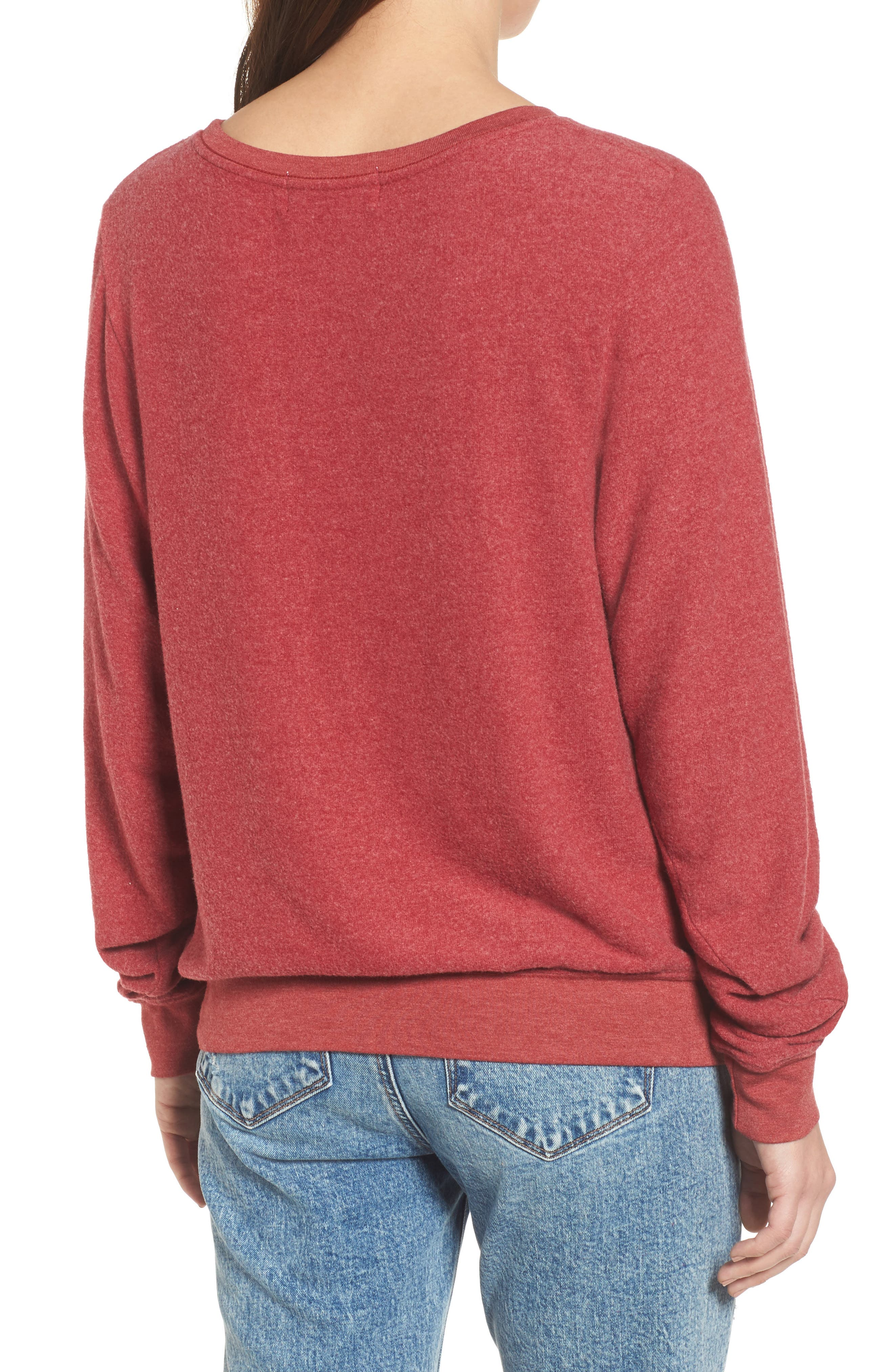 'Baggy Beach Jumper' Pullover,                             Alternate thumbnail 59, color,