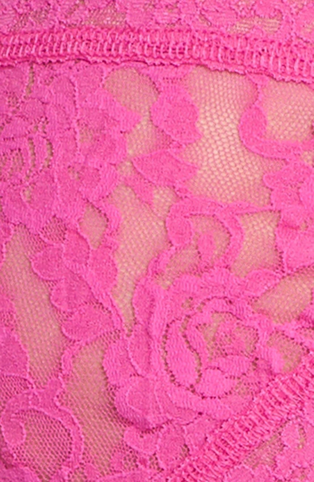 'Signature Lace' Brazilian Bikini,                             Alternate thumbnail 89, color,