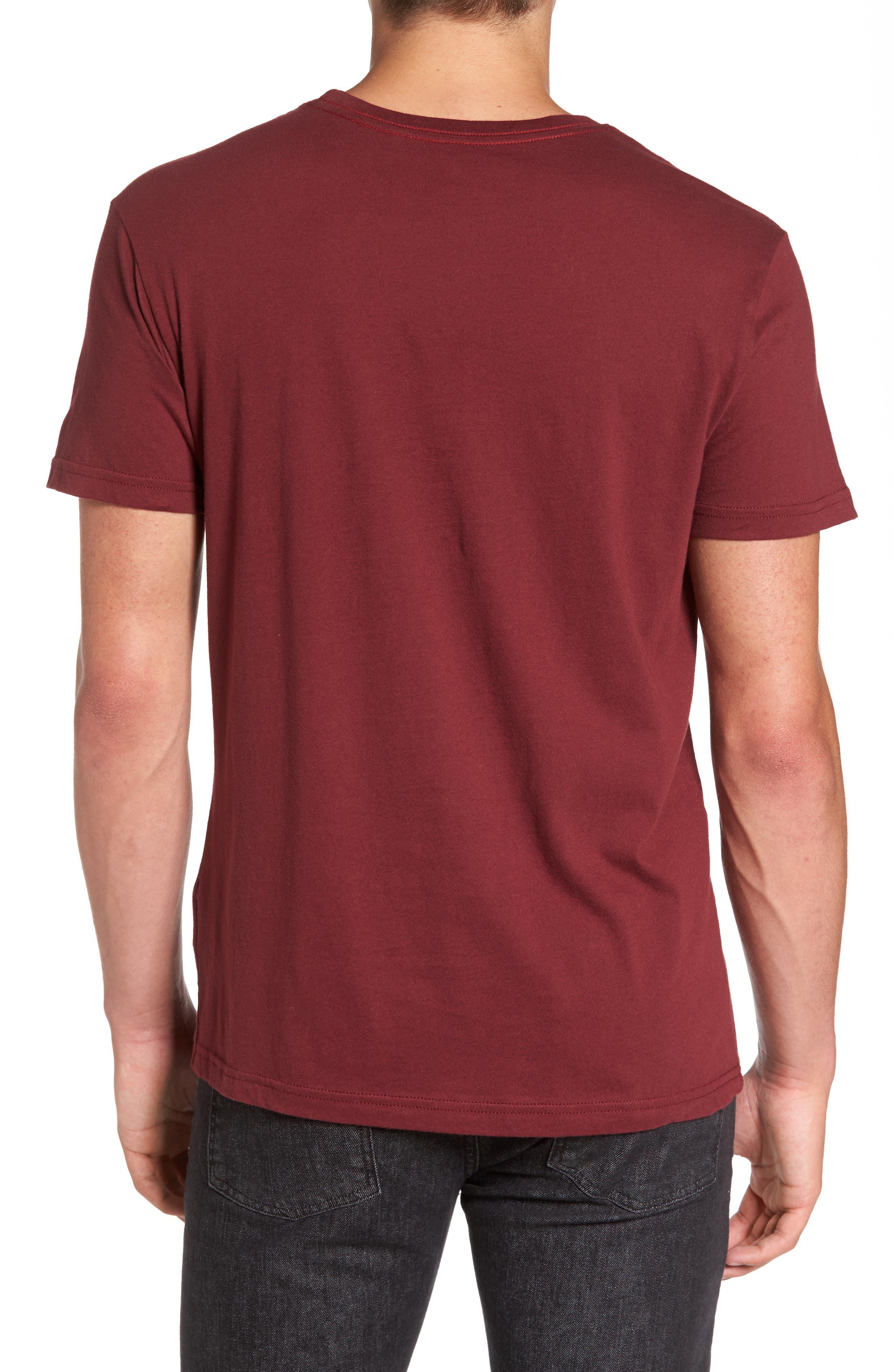 Motors Palm Graphic T-Shirt,                             Alternate thumbnail 4, color,