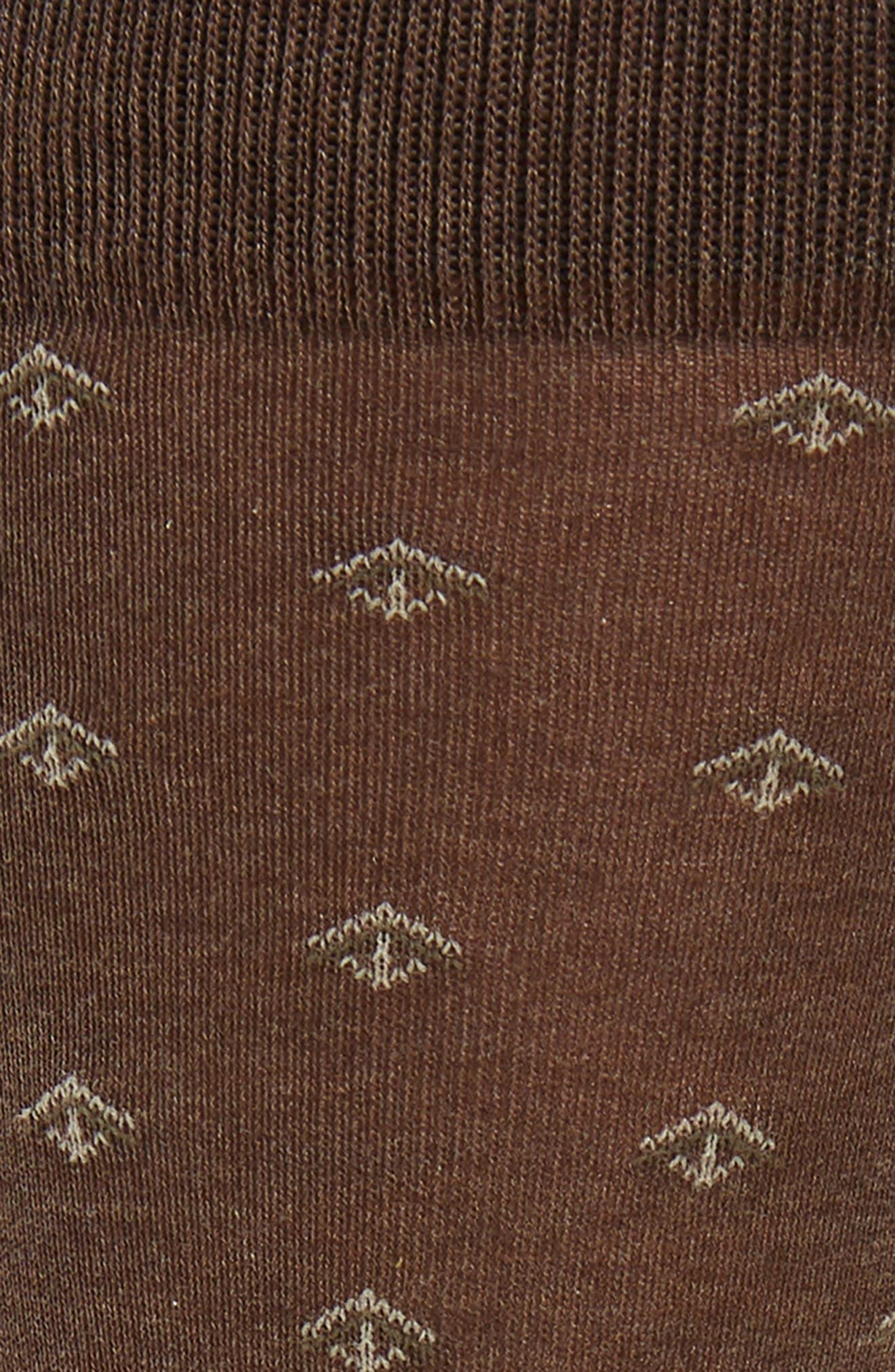Cascading Arrows Socks,                             Alternate thumbnail 2, color,                             230