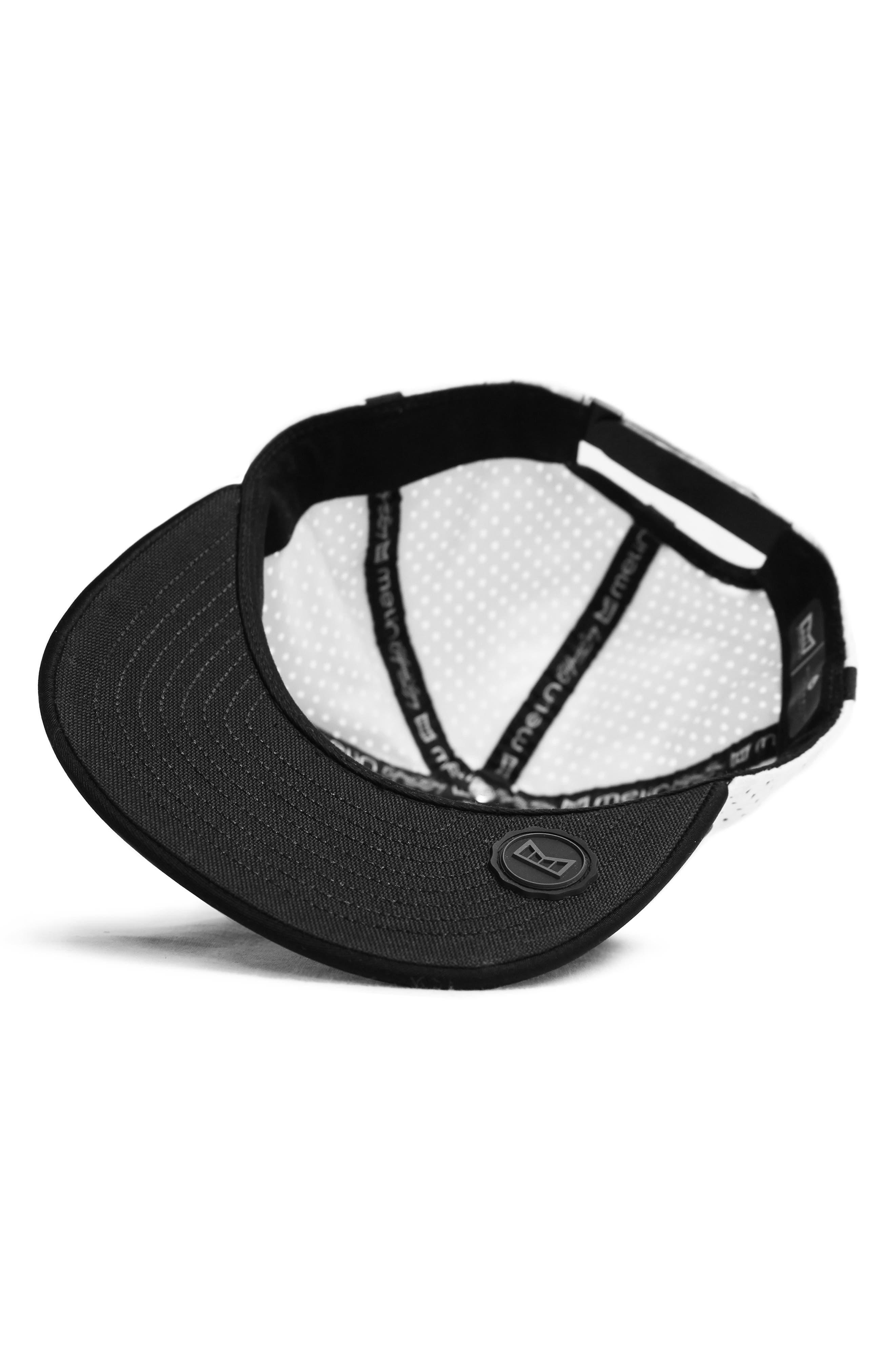 'Amphibian' Split Fit Snapback Baseball Cap,                             Alternate thumbnail 9, color,                             006