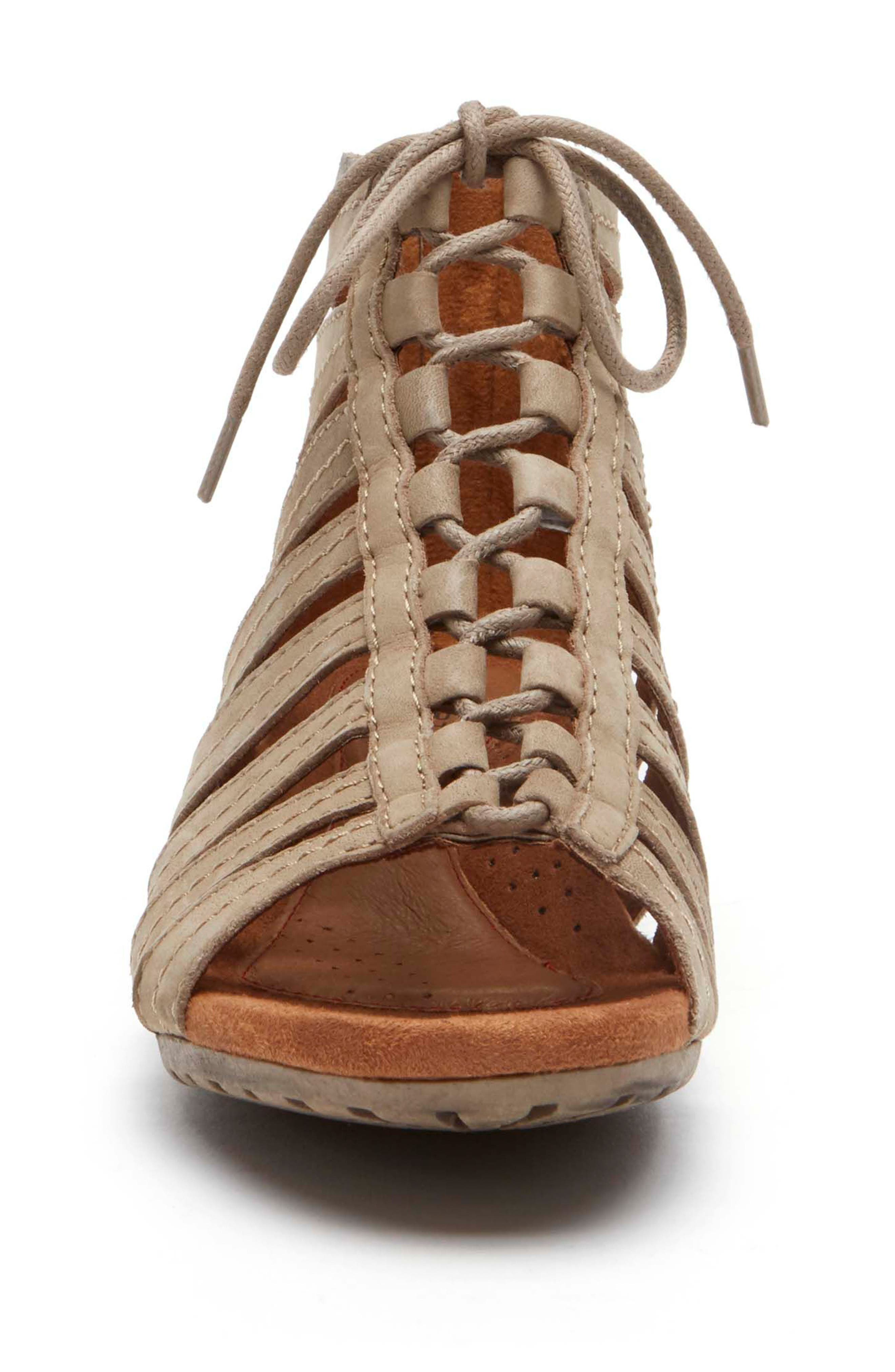 'Gabby' Lace-Up Sandal,                             Alternate thumbnail 25, color,