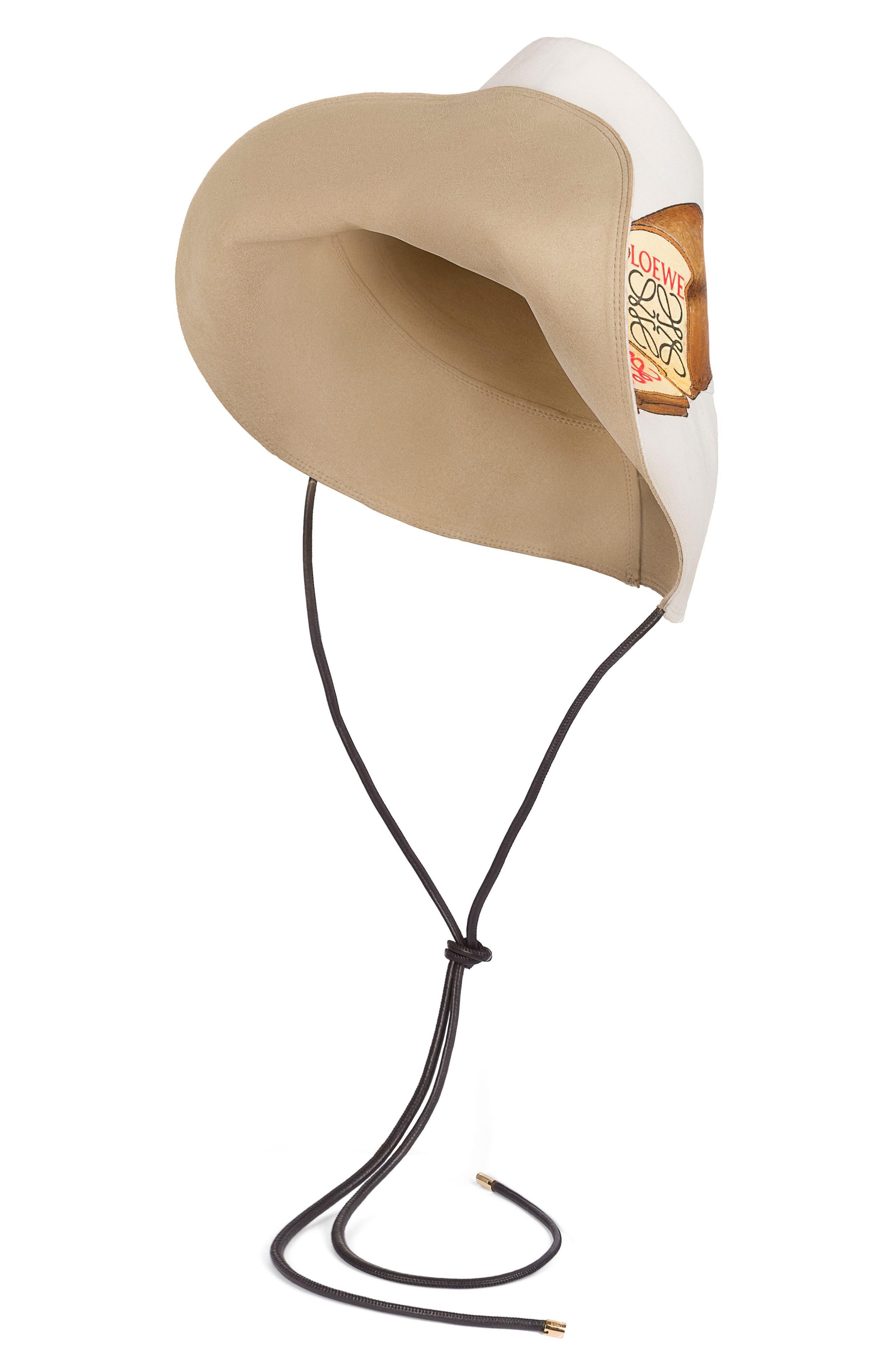 LOEWE Toast Hat, Main, color, 286
