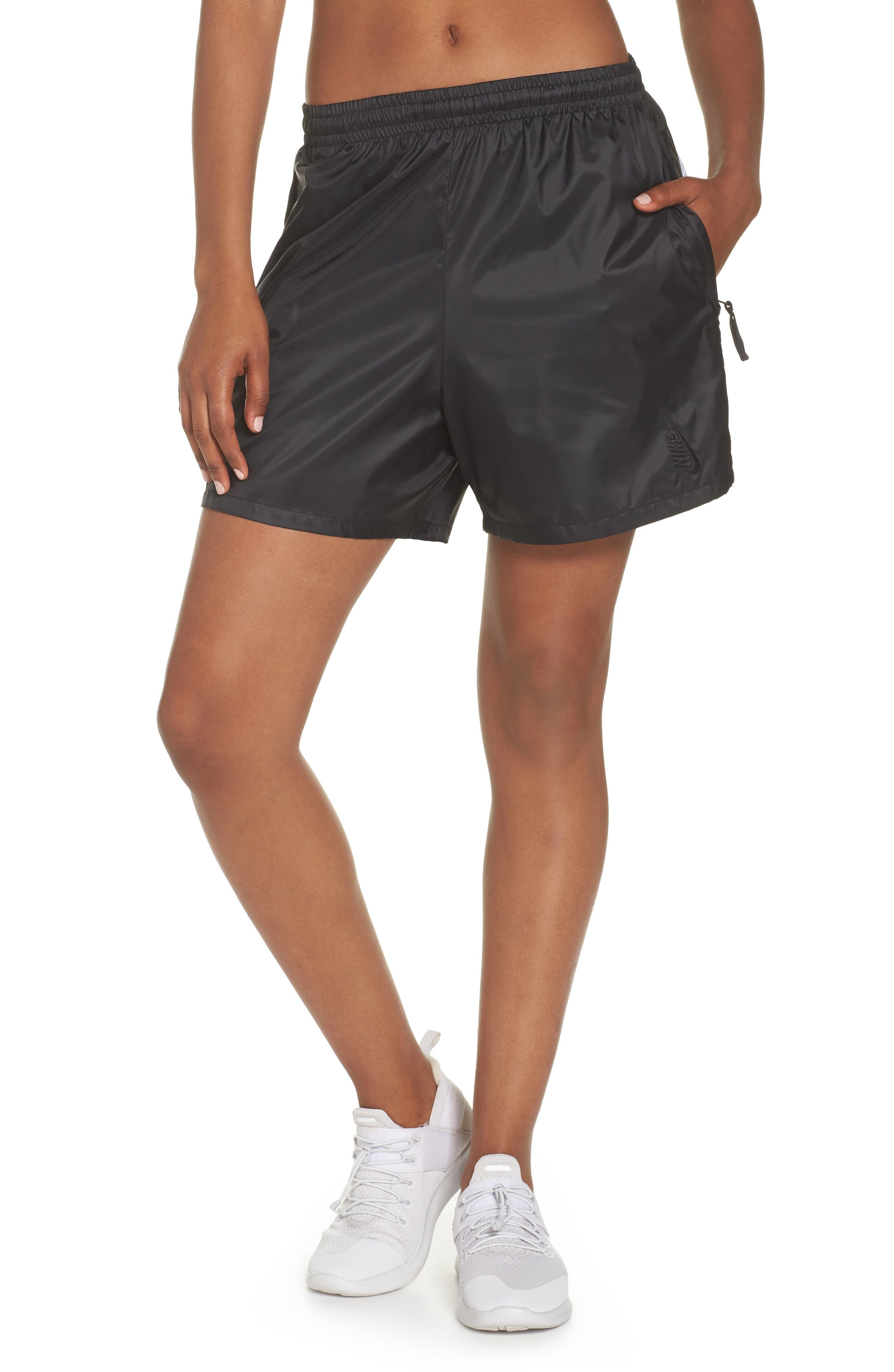 NikeLab Collection Unisex Heritage Shorts,                         Main,                         color, 010