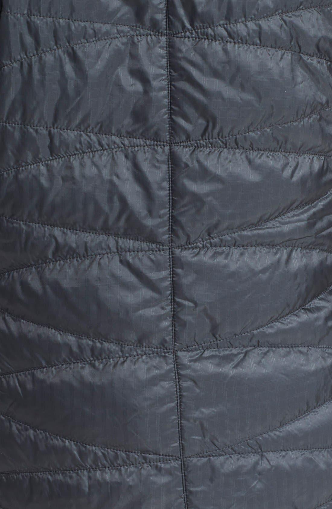 'Mighty Lite' Hooded Walking Coat,                             Alternate thumbnail 3, color,                             011