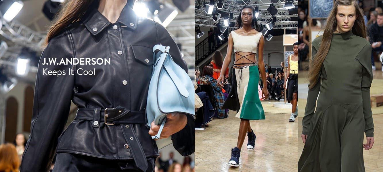 Fashion Week Spring 2018: J.W.ANDERSON.