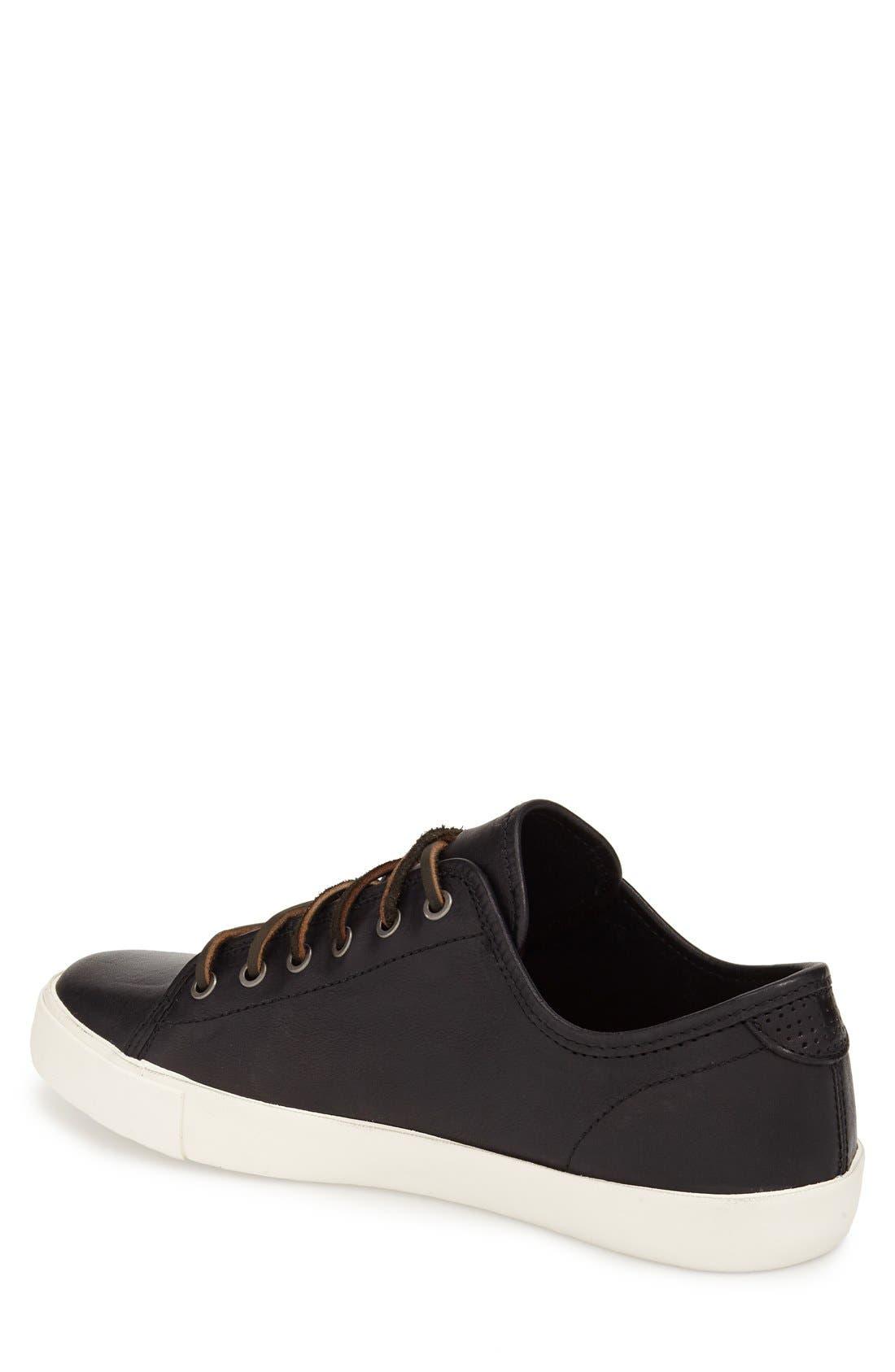 FRYE,                             'Brett' Sneaker,                             Alternate thumbnail 2, color,                             001