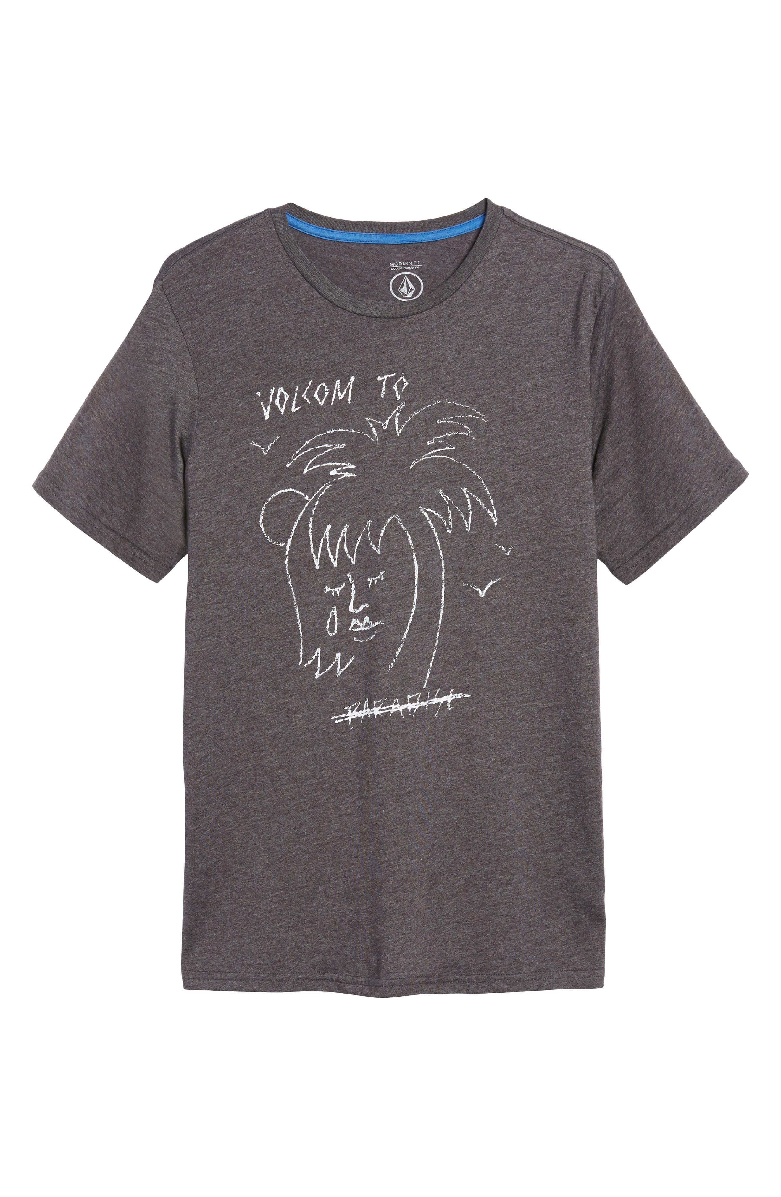 Tropical Depression T-Shirt,                             Alternate thumbnail 6, color,