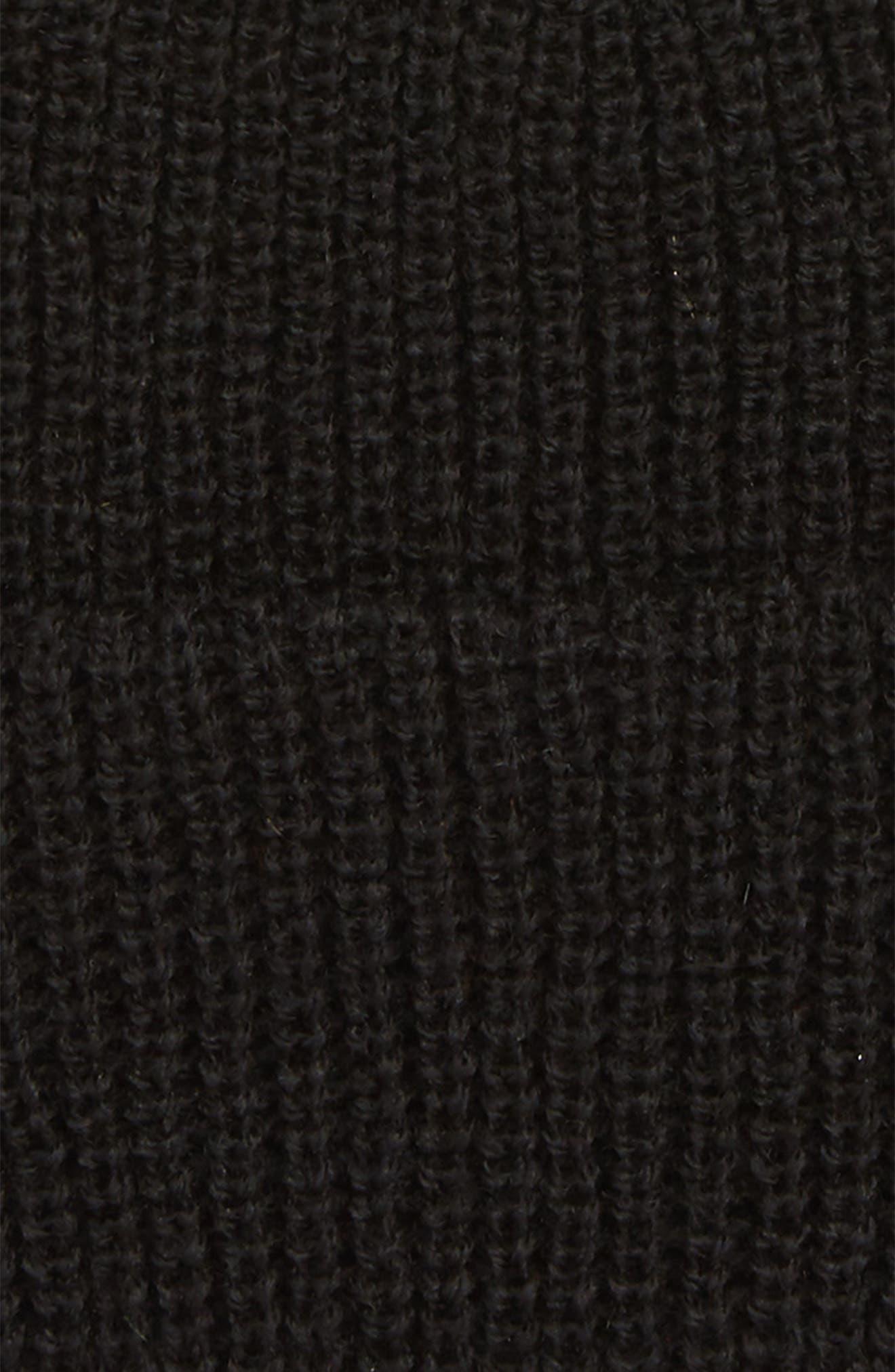 Lil Heist Beanie Hat,                             Alternate thumbnail 2, color,                             001