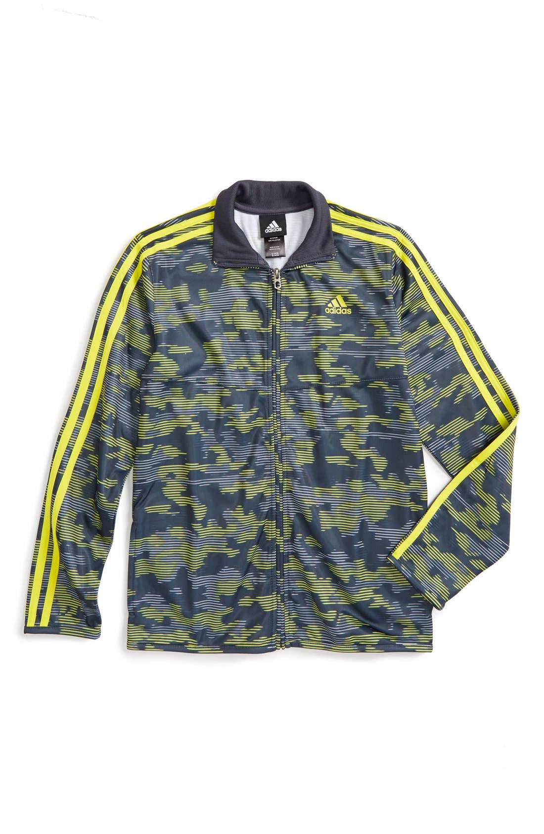 ADIDAS,                             'Digi Camo' Jacket,                             Main thumbnail 1, color,                             020