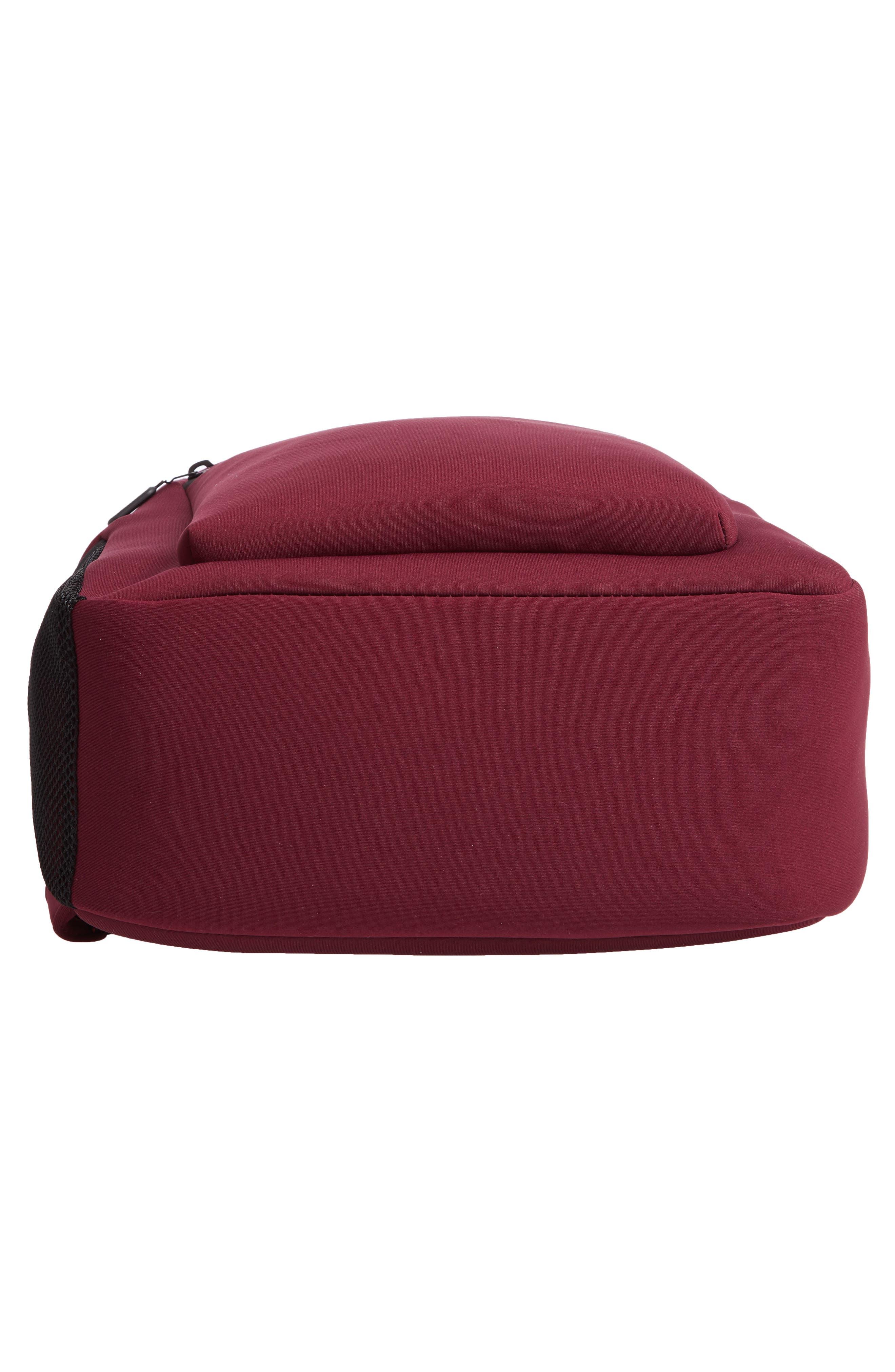 Baseline Backpack,                             Alternate thumbnail 6, color,                             RED TANNIN