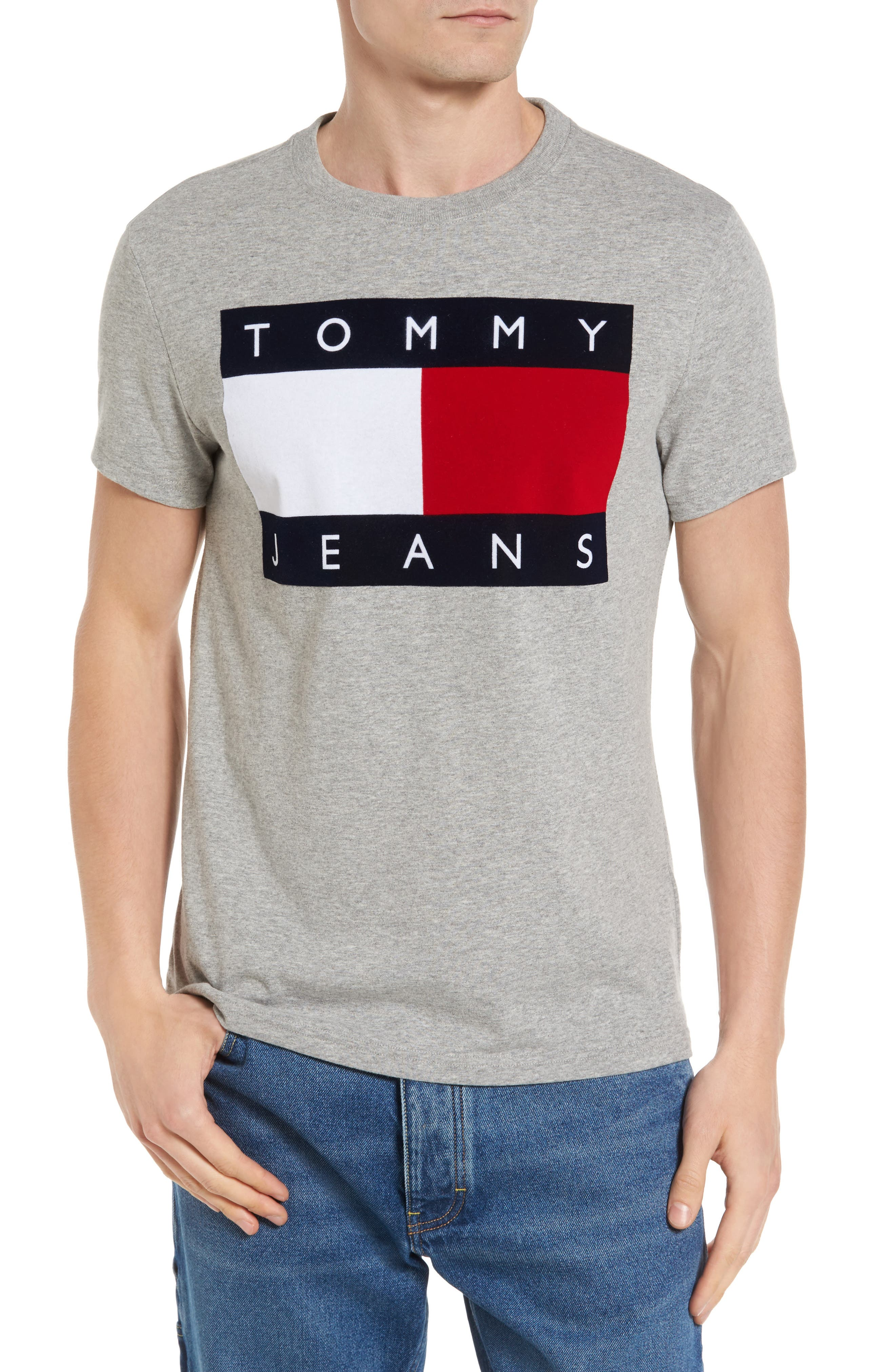 '90s Flat T-Shirt,                         Main,                         color, 020
