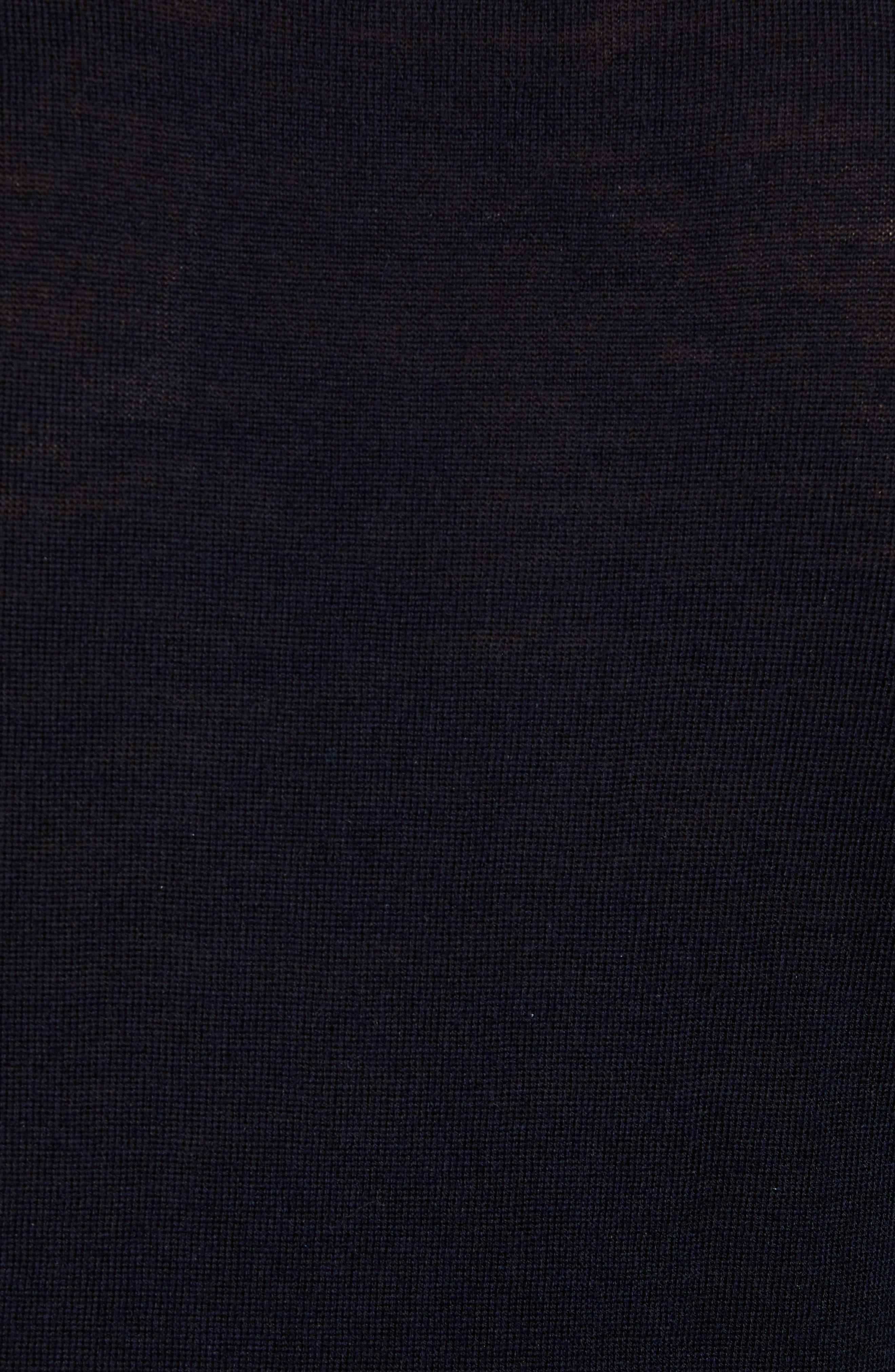 Mode Slim Fit Merino Wool Sweater,                             Alternate thumbnail 30, color,