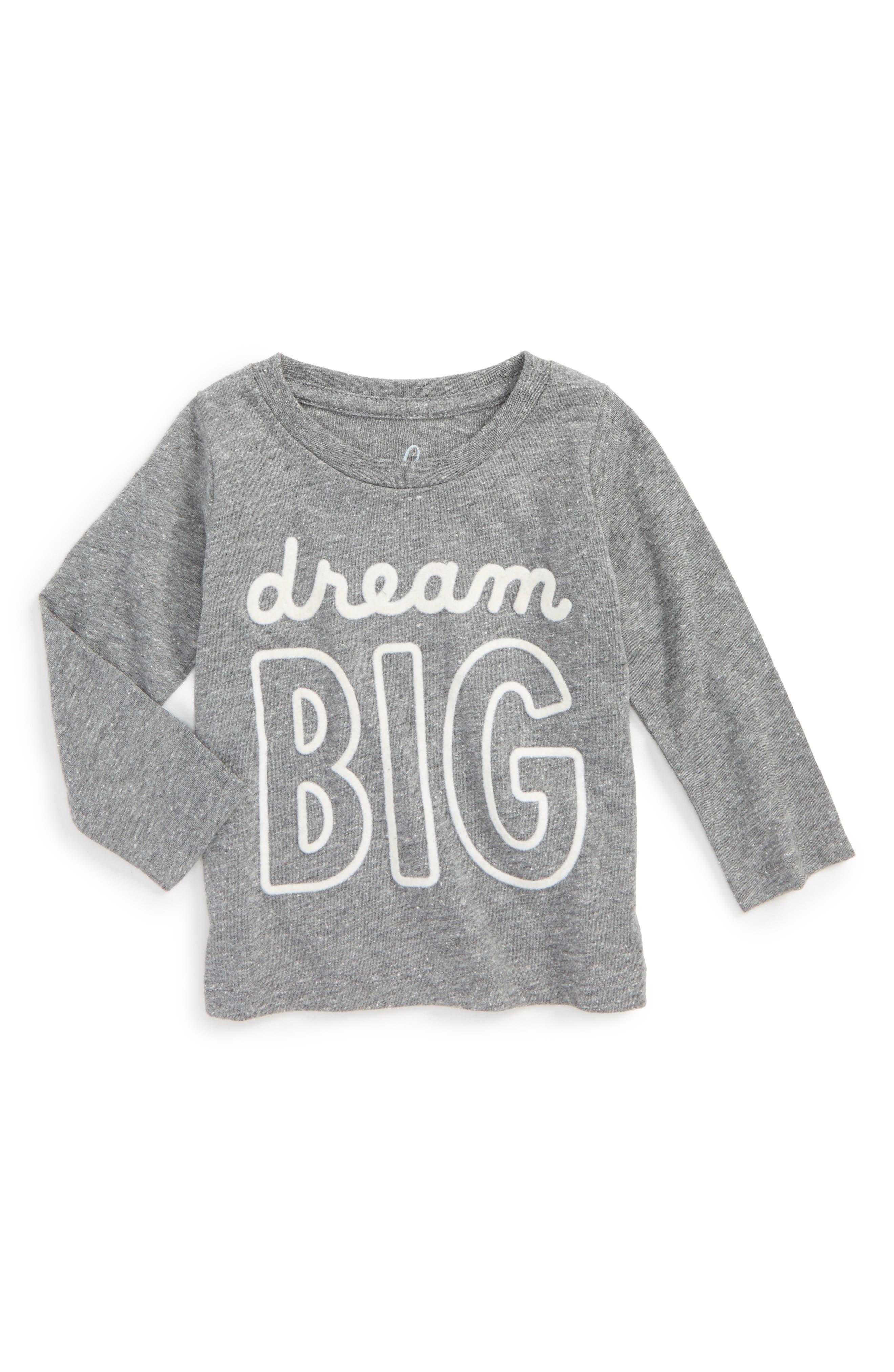 Peek Dream Big Graphic T-Shirt,                             Main thumbnail 1, color,                             031