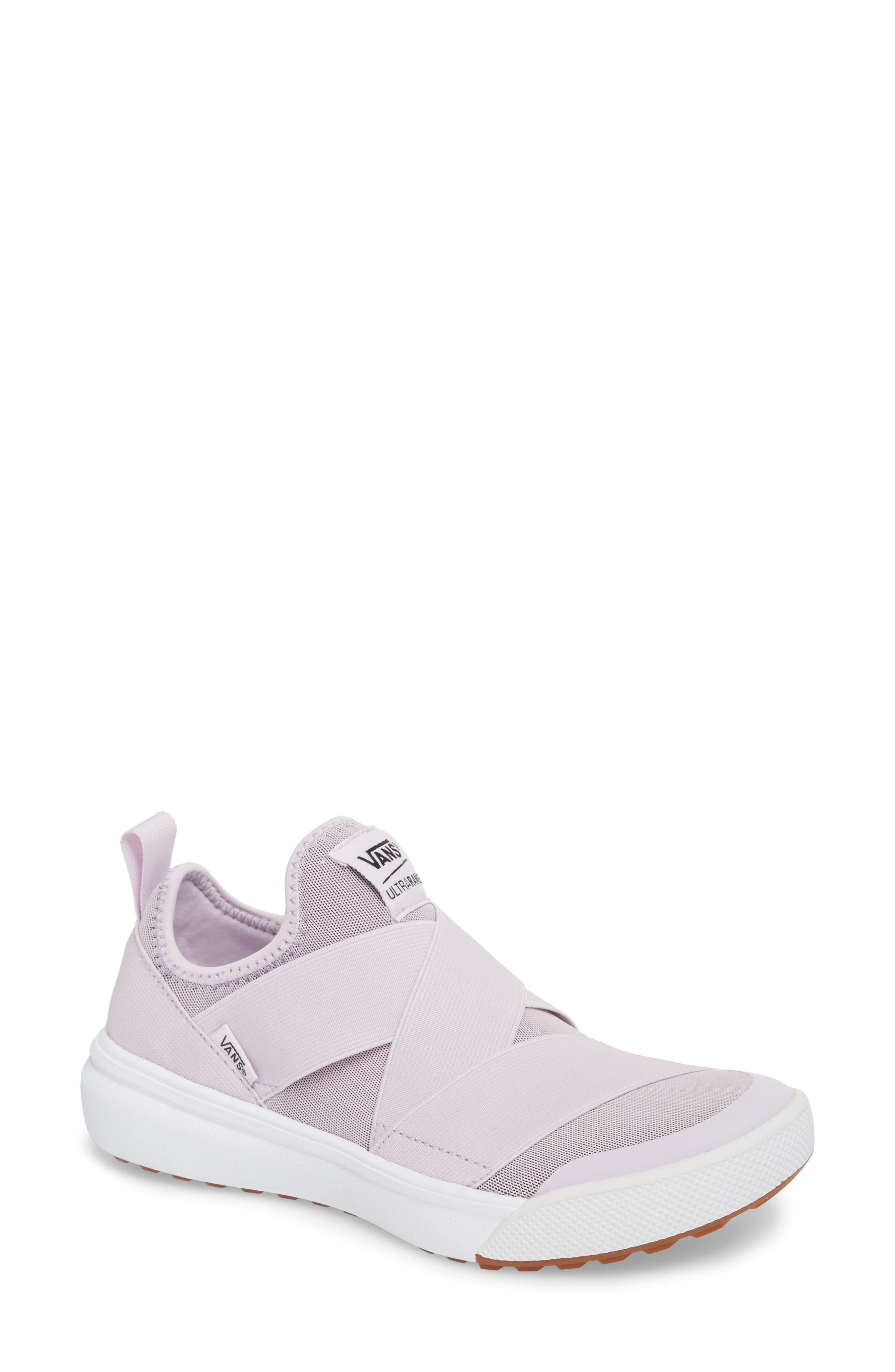 UltraRange Gore Slip-On Sneaker,                             Main thumbnail 1, color,                             LAVENDER FOG