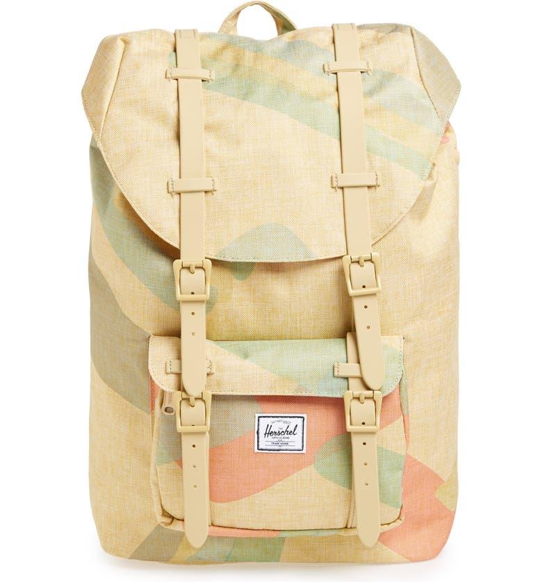 d0b6e98994 Herschel Supply Co.  Little America - Medium  Canvas Backpack ...