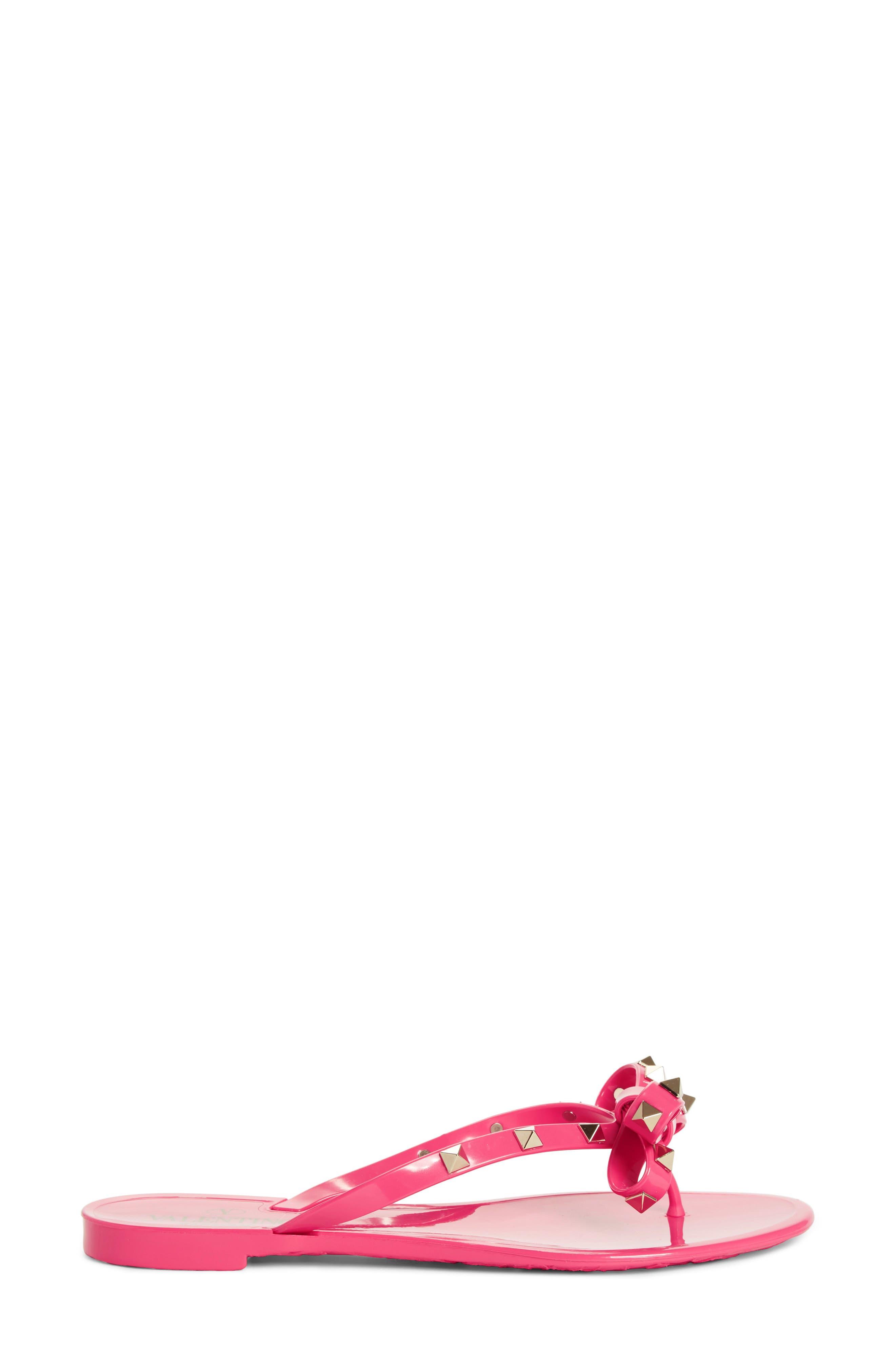 'Rockstud' Flip Flop,                             Alternate thumbnail 64, color,