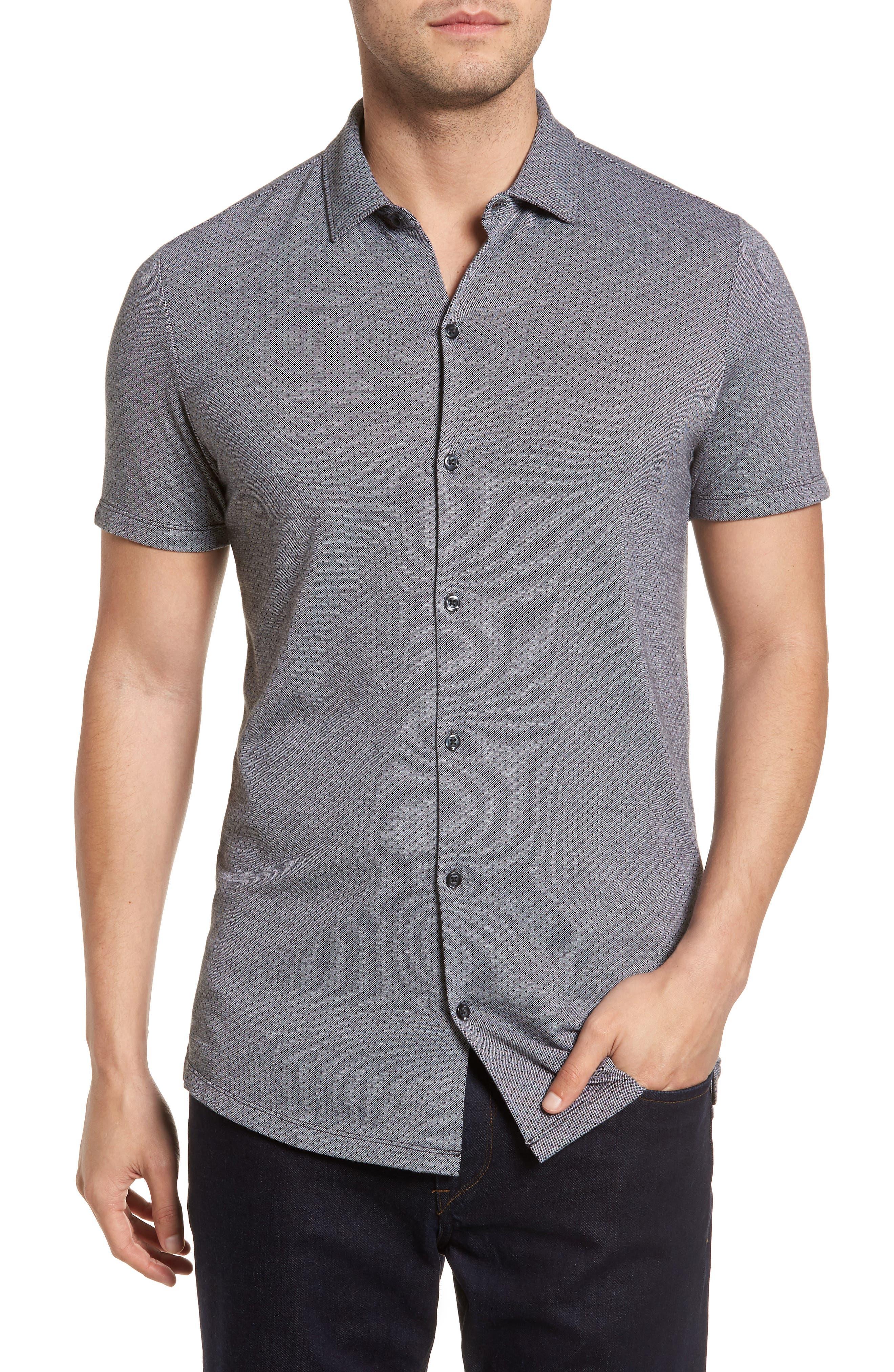 Johnson Sport Shirt,                         Main,                         color, 001