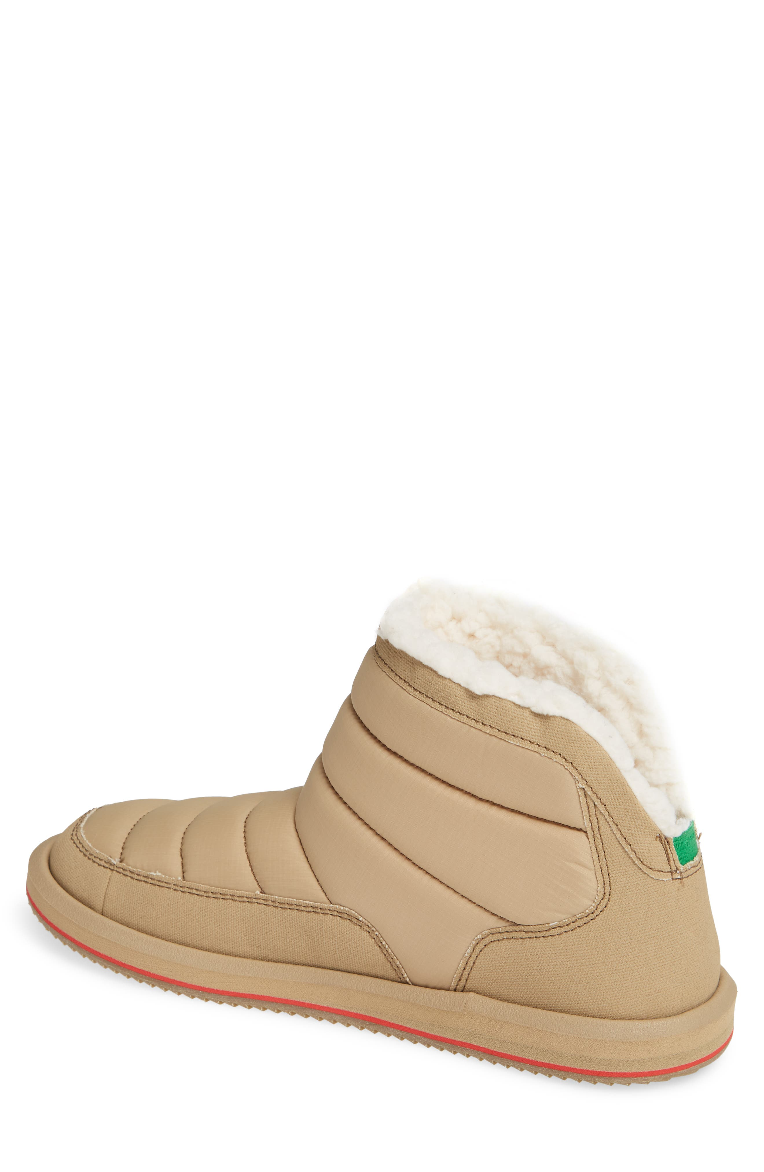 Puff & Chill Weather Boot,                             Alternate thumbnail 2, color,                             TAN