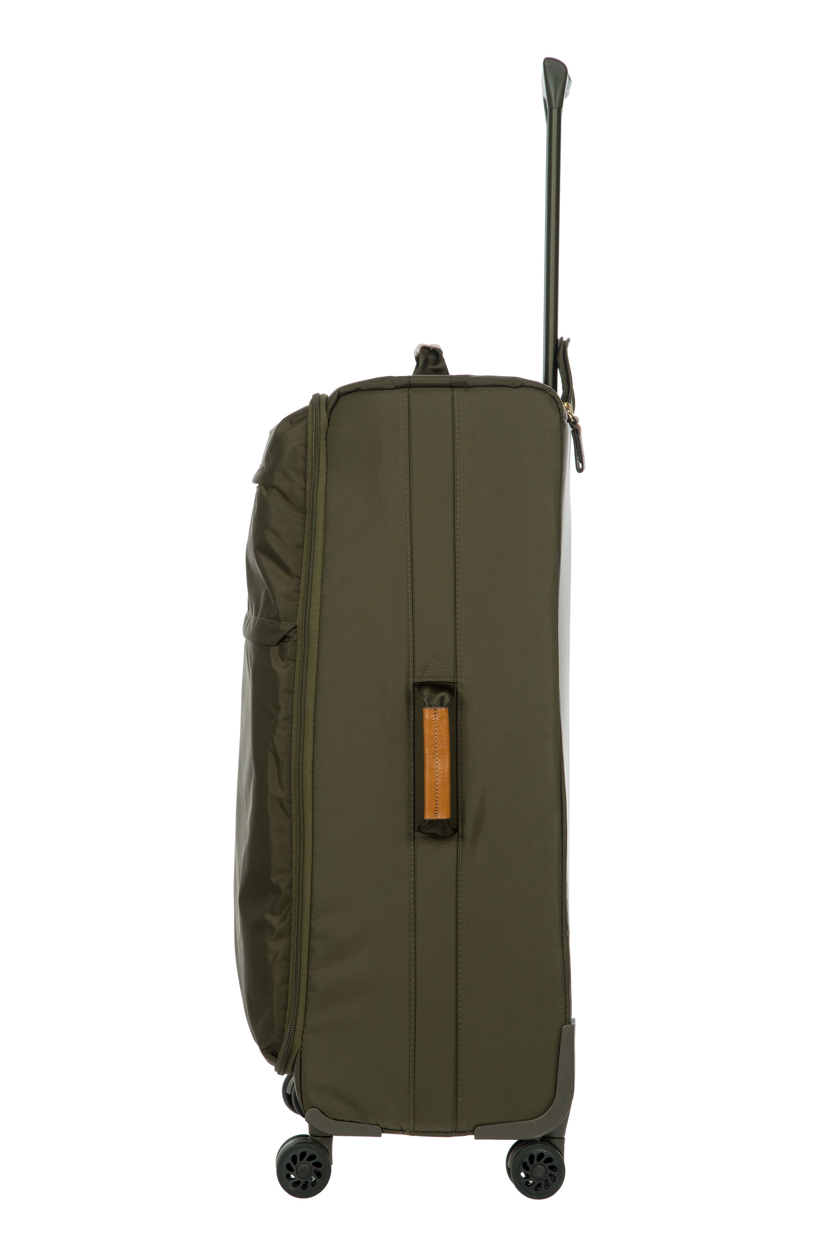 BRIC'S,                             X-Bag 30-Inch Spinner Suitcase,                             Alternate thumbnail 3, color,                             OLIVE