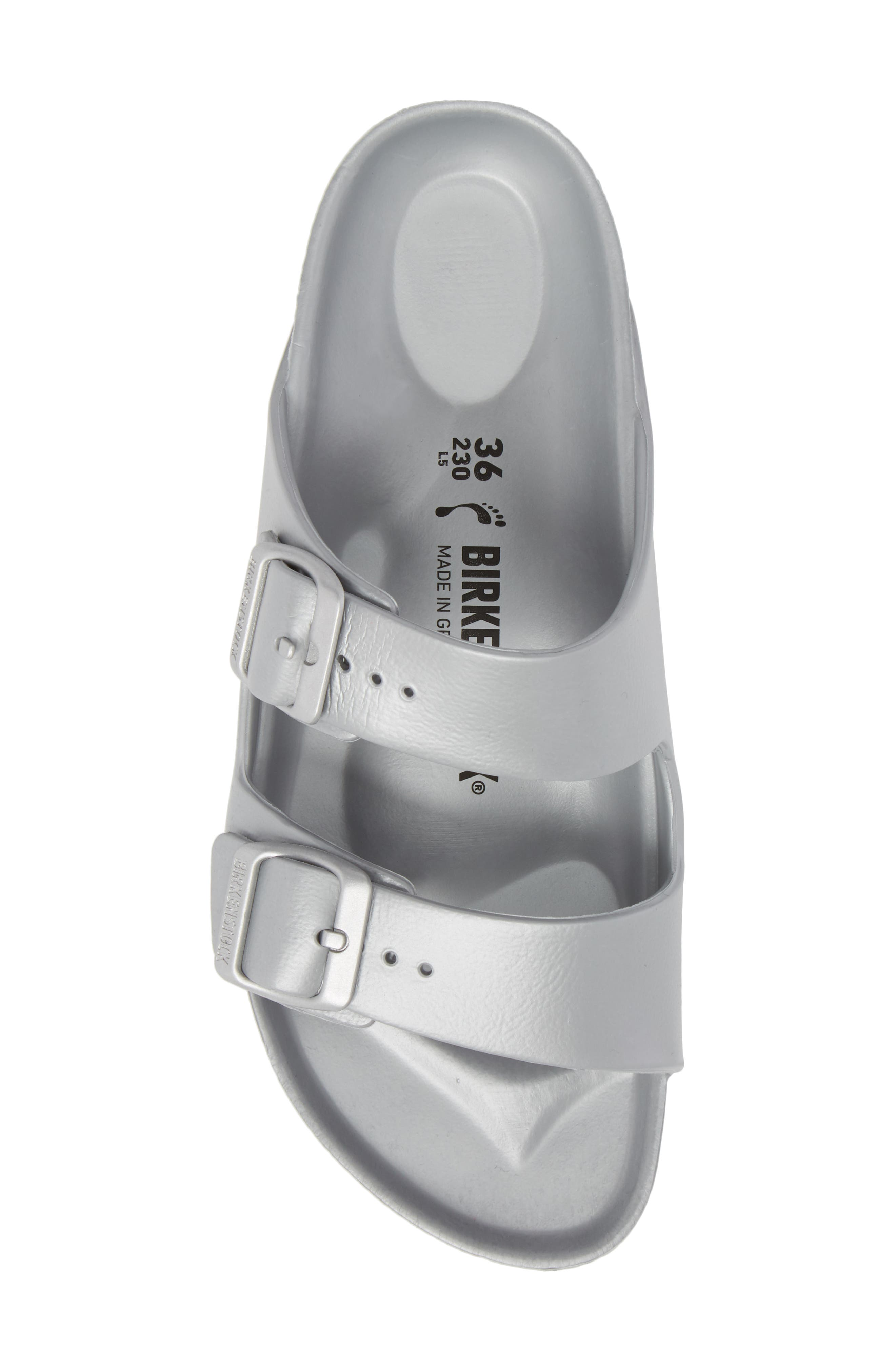 Essentials - Arizona Slide Sandal,                             Alternate thumbnail 5, color,                             042