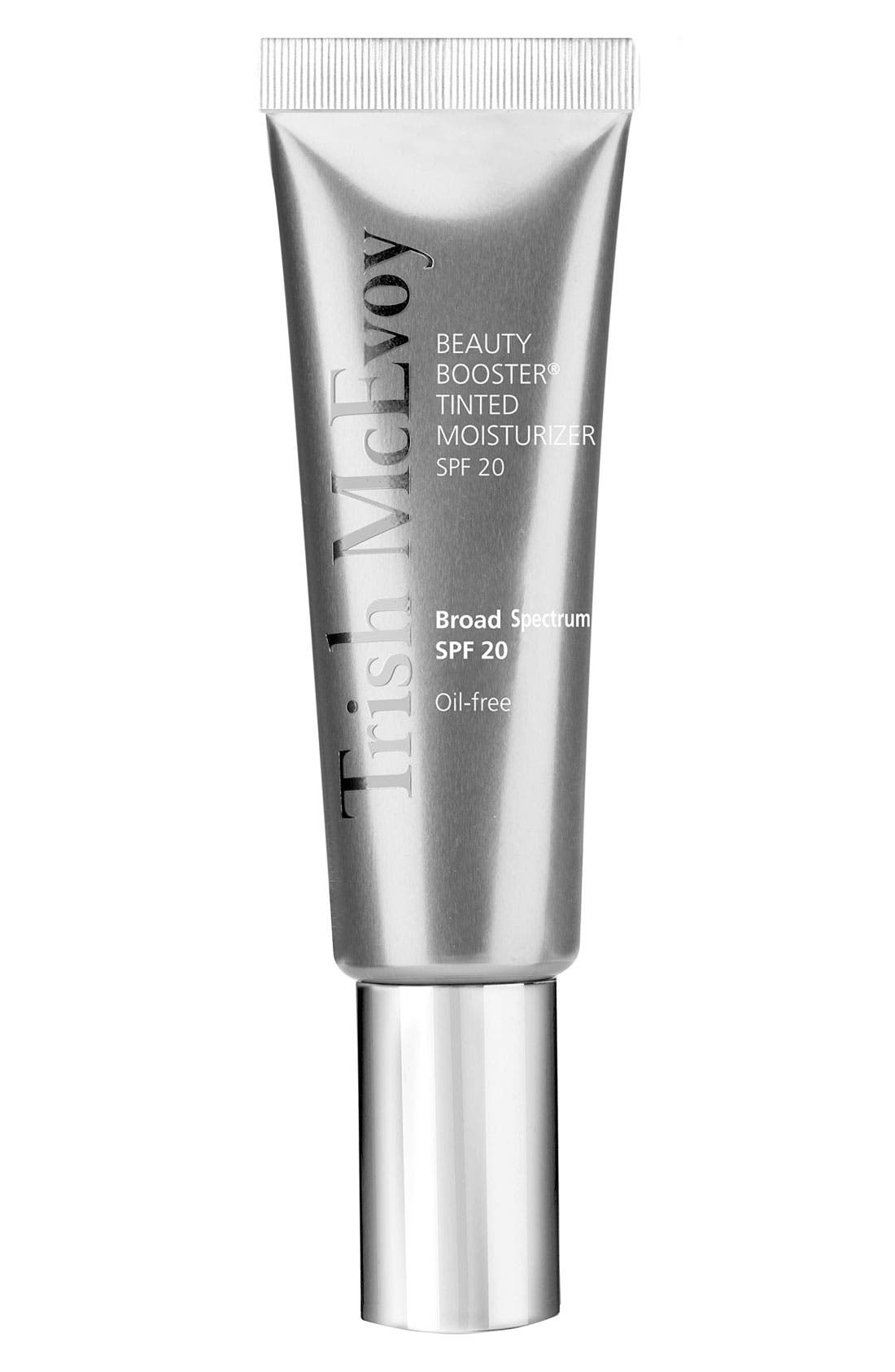 Beauty Booster<sup>®</sup> Tinted Moisturizer Broad Spectrum SPF 20,                             Main thumbnail 1, color,                             SHADE 2