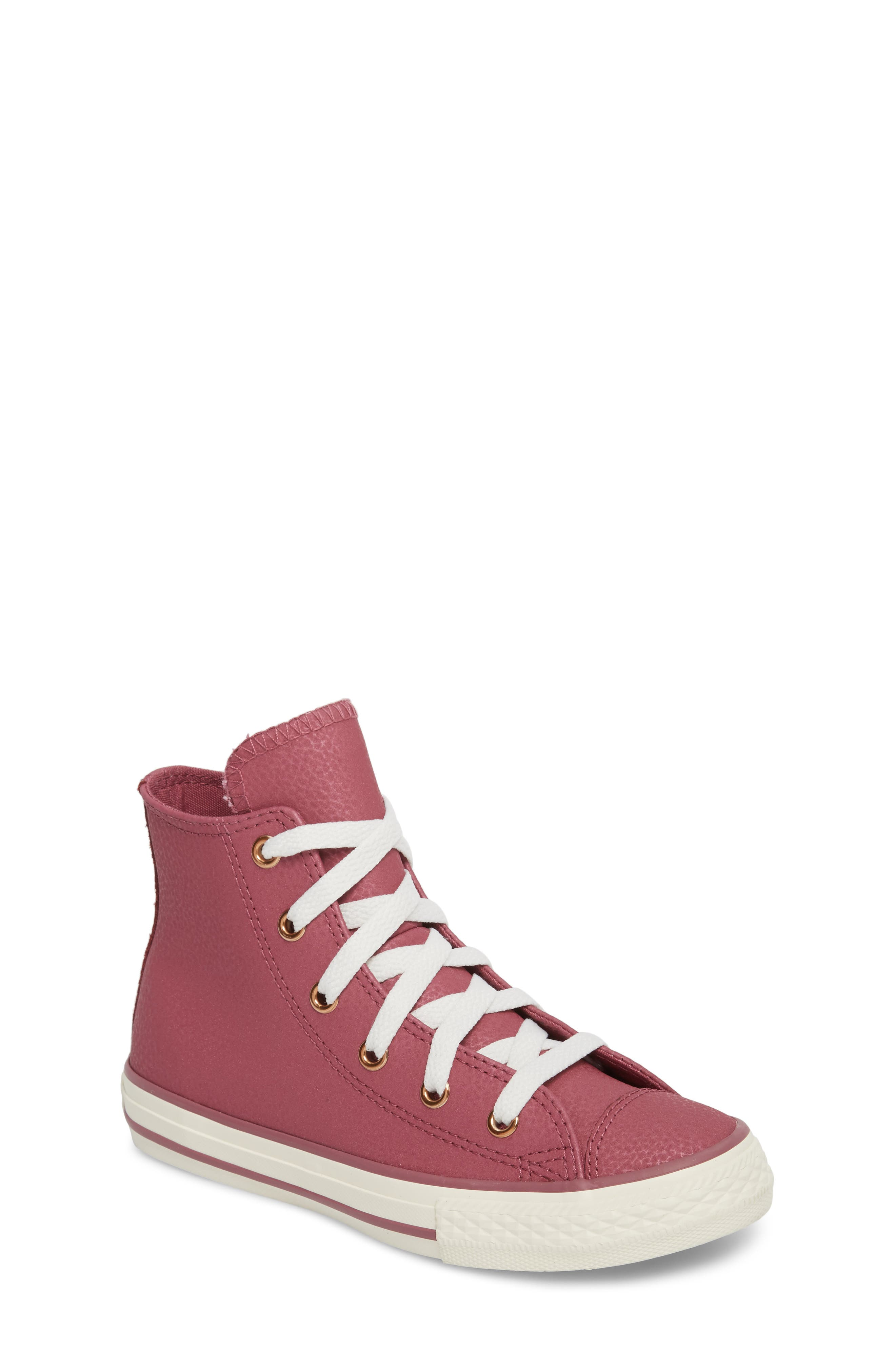 Chuck Taylor<sup>®</sup> All Star<sup>®</sup> High Top Sneaker,                             Main thumbnail 1, color,                             600