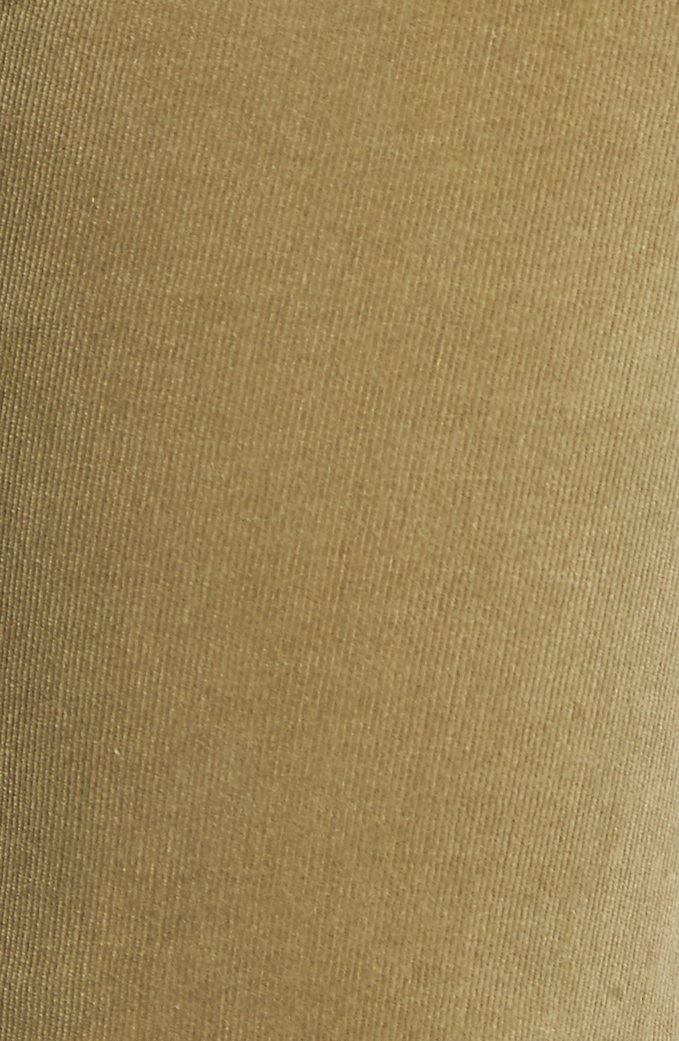 'Diana' Stretch Corduroy Skinny Pants,                             Alternate thumbnail 232, color,