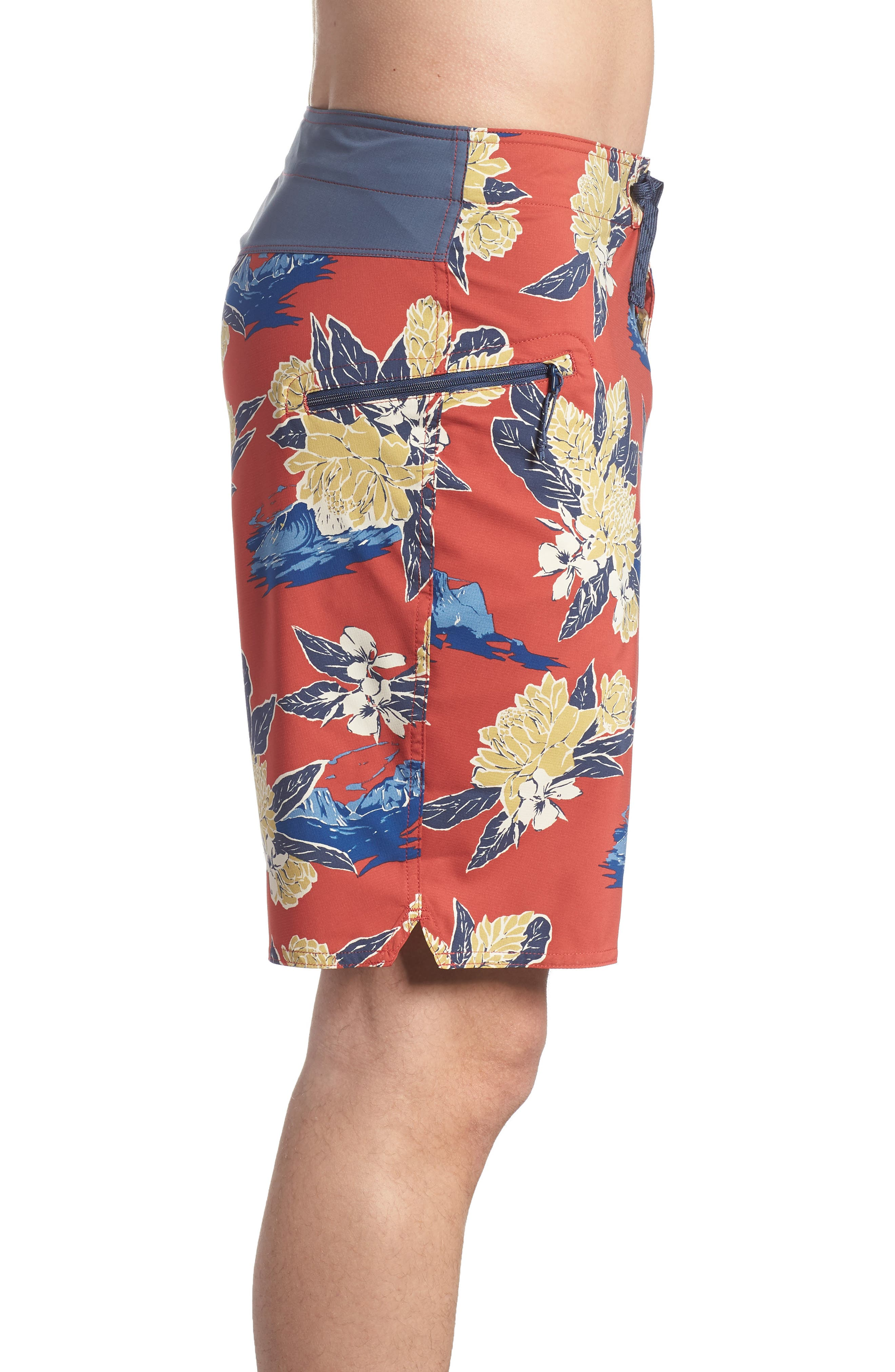 Stretch Planing Board Shorts,                             Alternate thumbnail 3, color,                             603