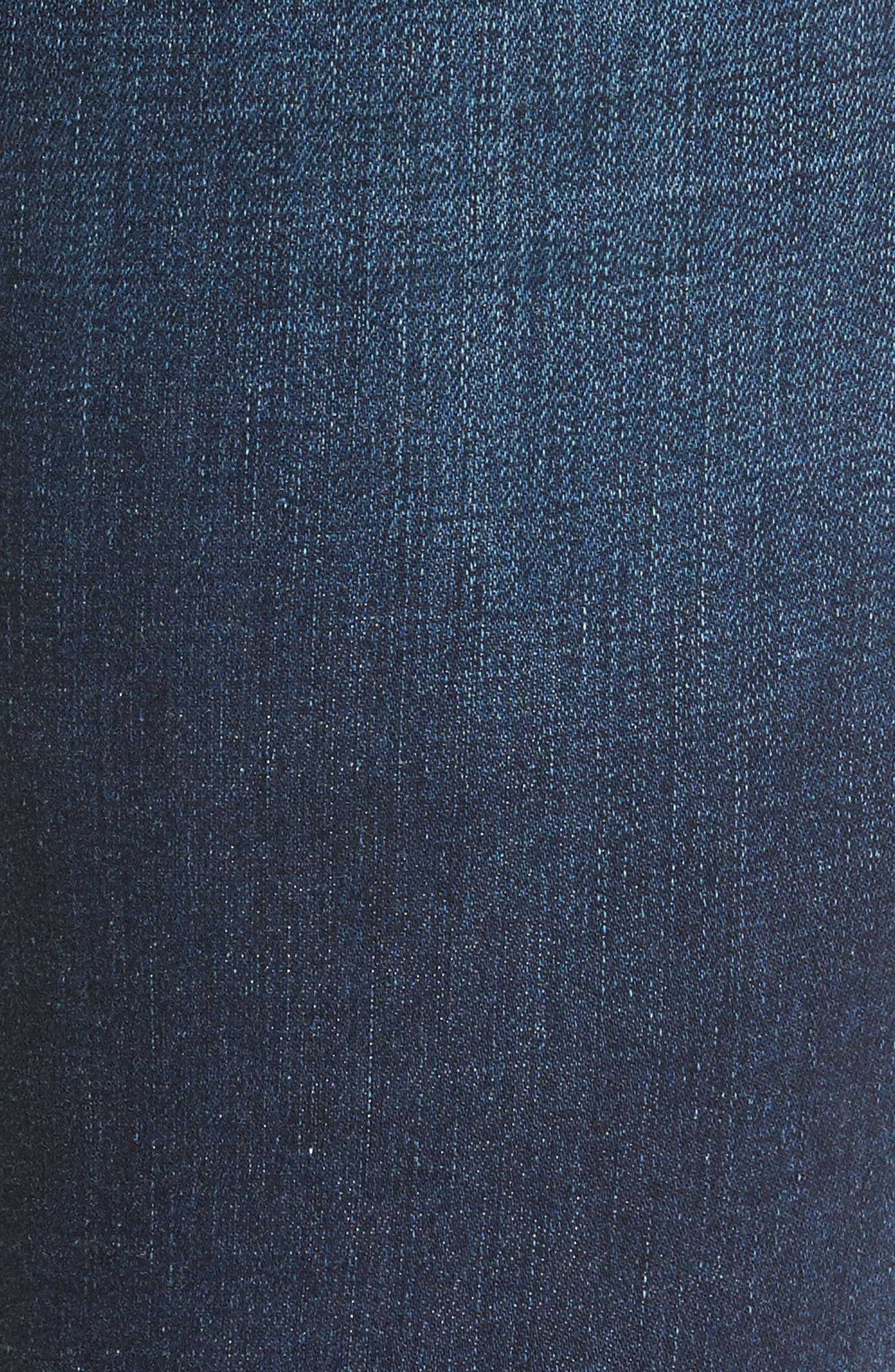 Flawless - Honey Curvy Skinny Jeans,                             Alternate thumbnail 5, color,                             TANIA
