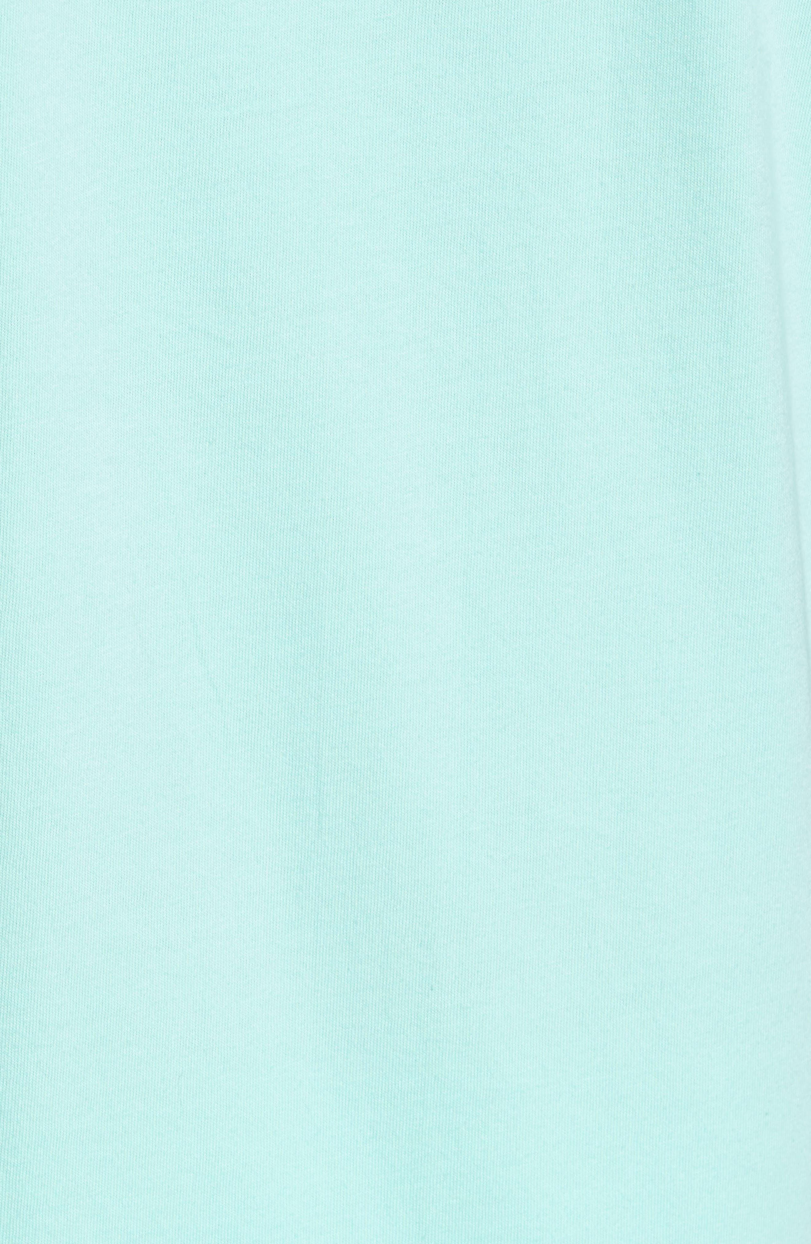 Classic Fit Quarters Master T-Shirt,                             Alternate thumbnail 5, color,                             376