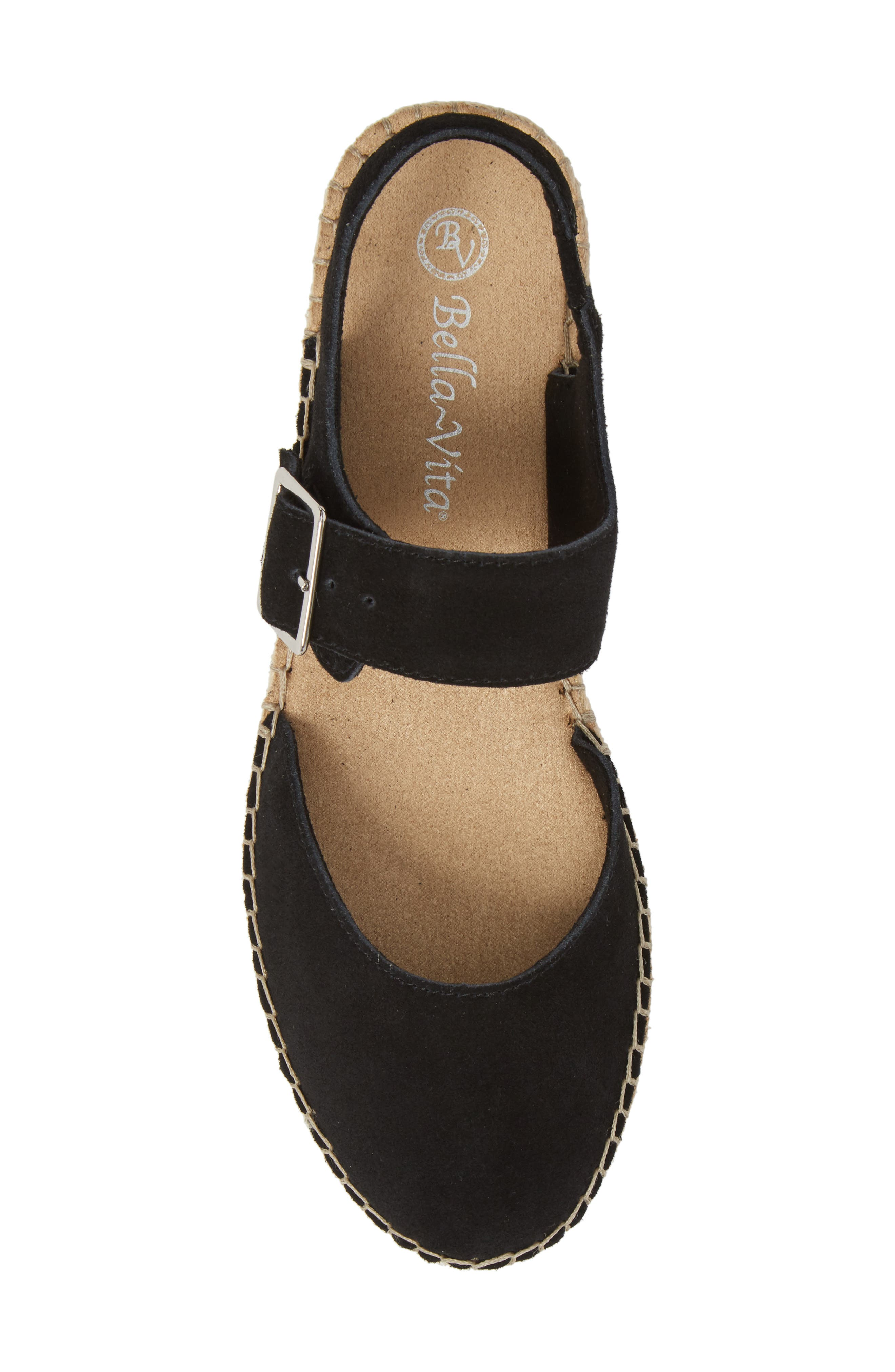 BELLA VITA,                             Caralynn Espadrille Sandal,                             Alternate thumbnail 5, color,                             018