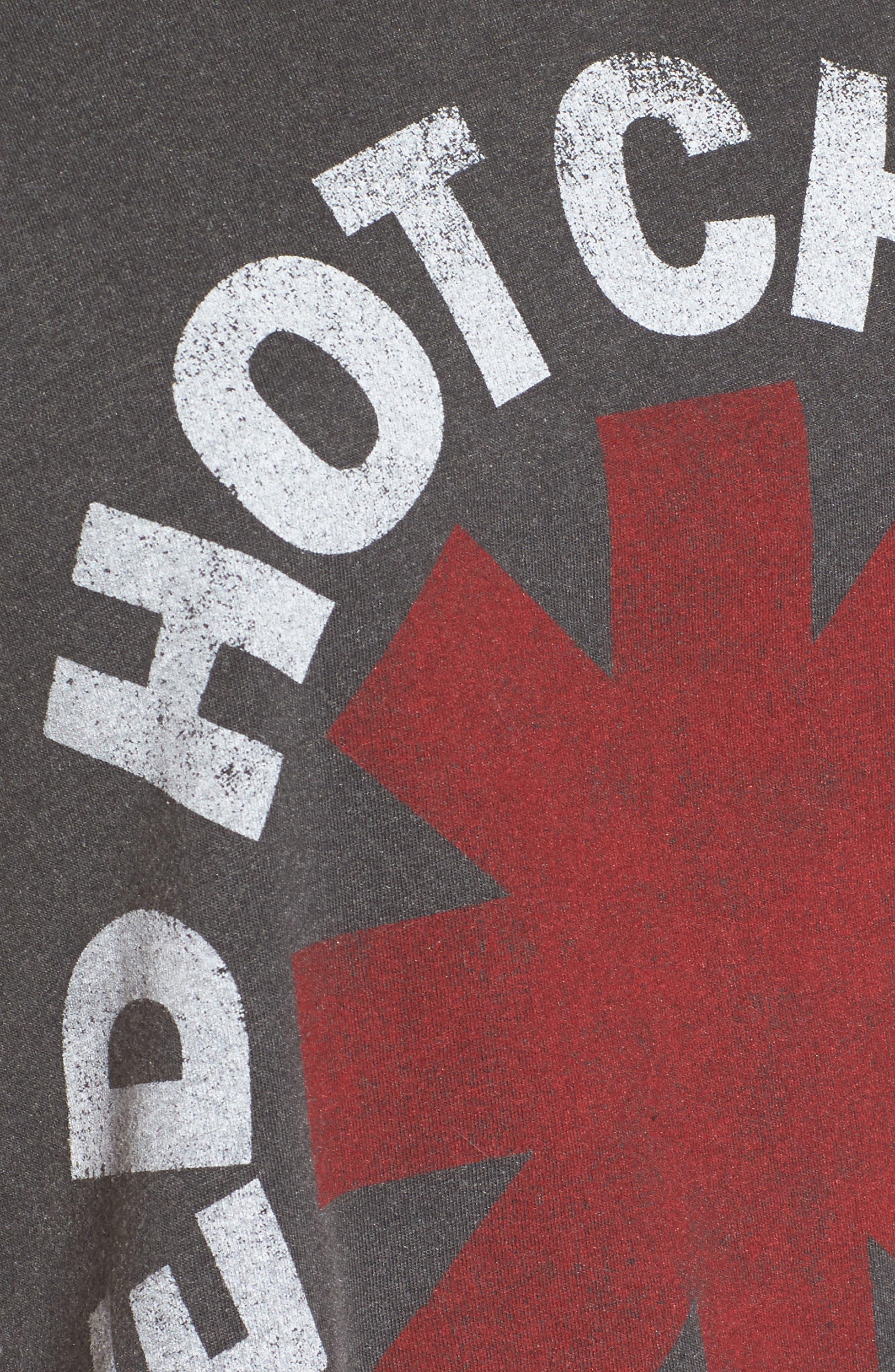 RHCP Logo Muscle Tank,                             Alternate thumbnail 5, color,                             001